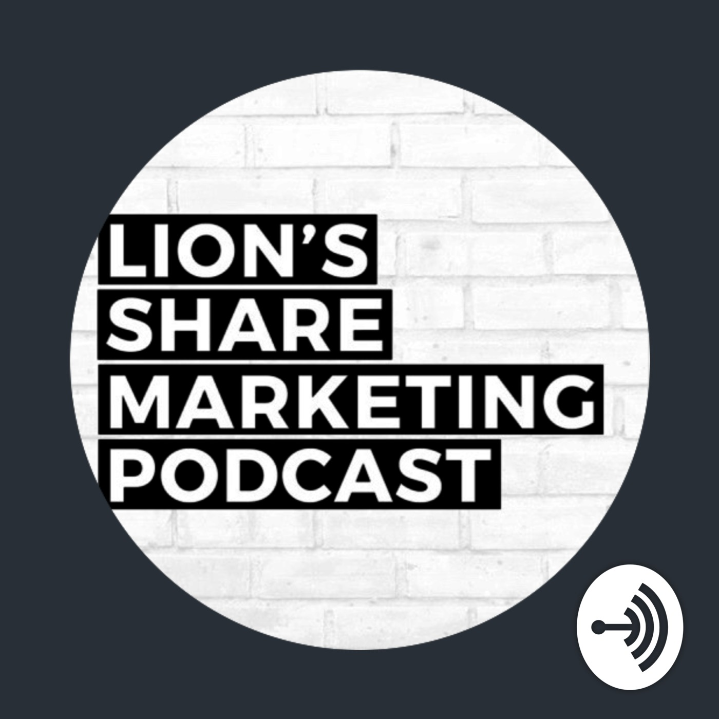 0: Welcome: Lion's Share Podcast