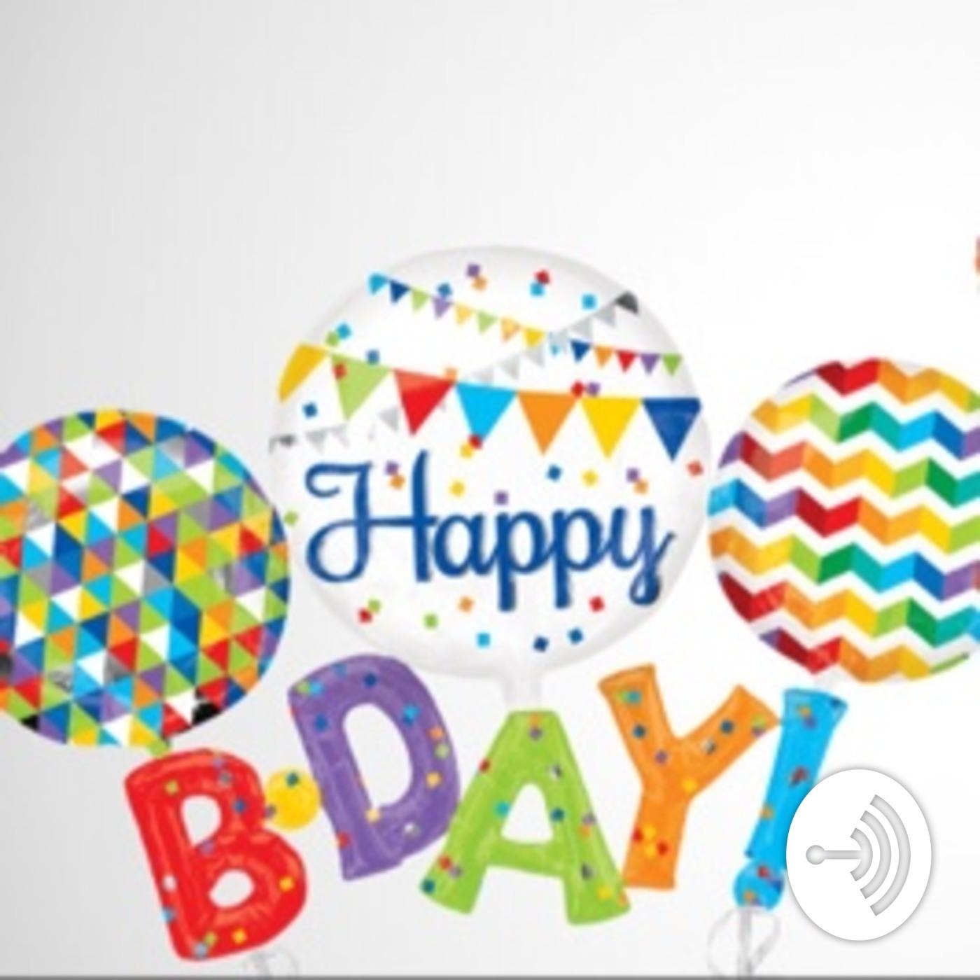 Anchor Birthdays!!