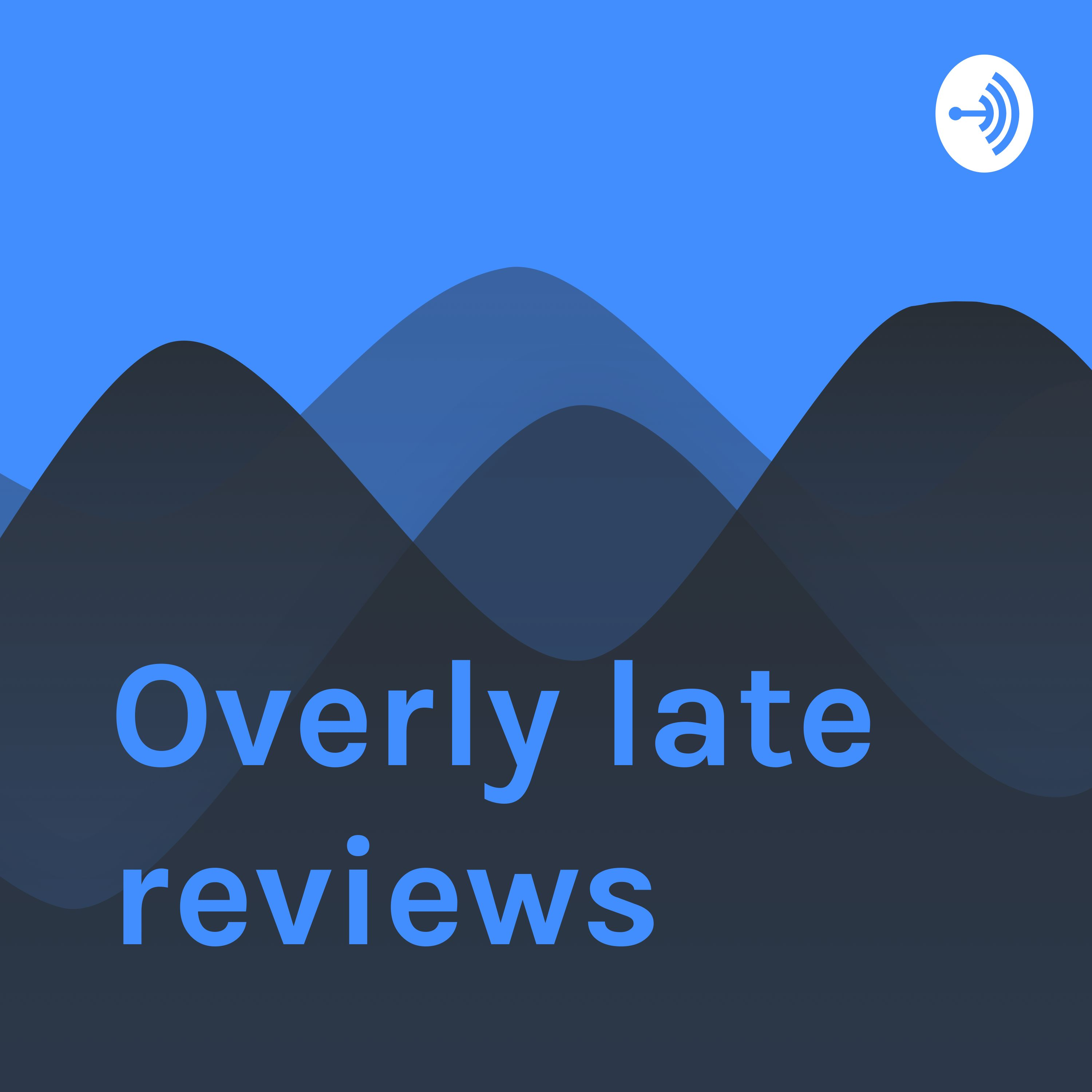 Alpha Blue Movie overly late reviews ep.1 (alpha movie review)