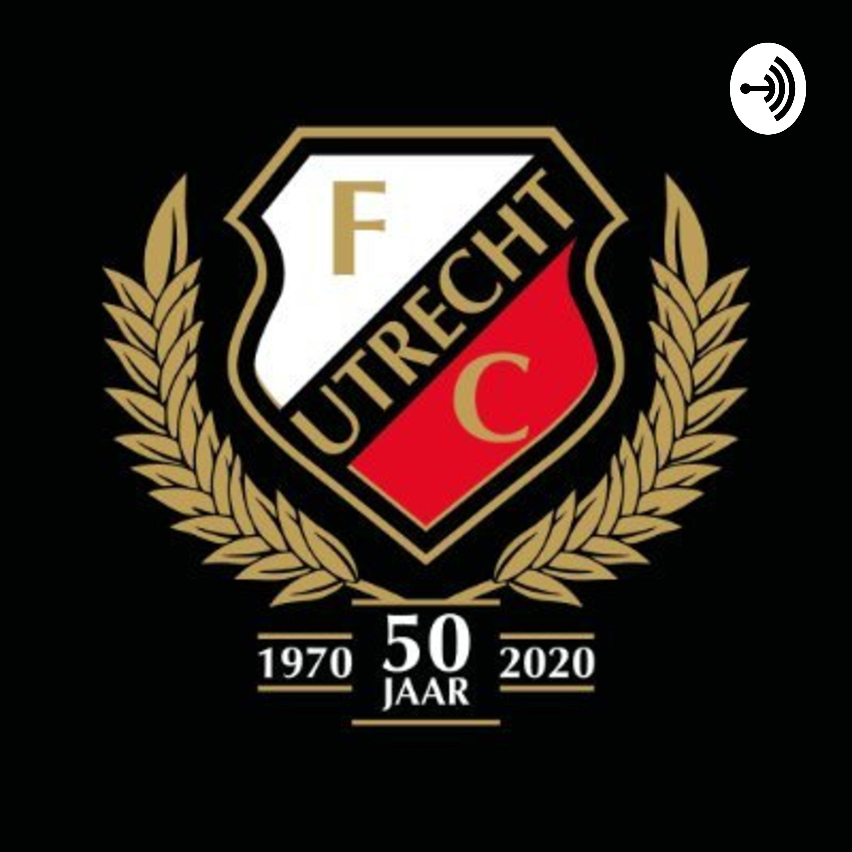 FC Utrecht Podcast logo
