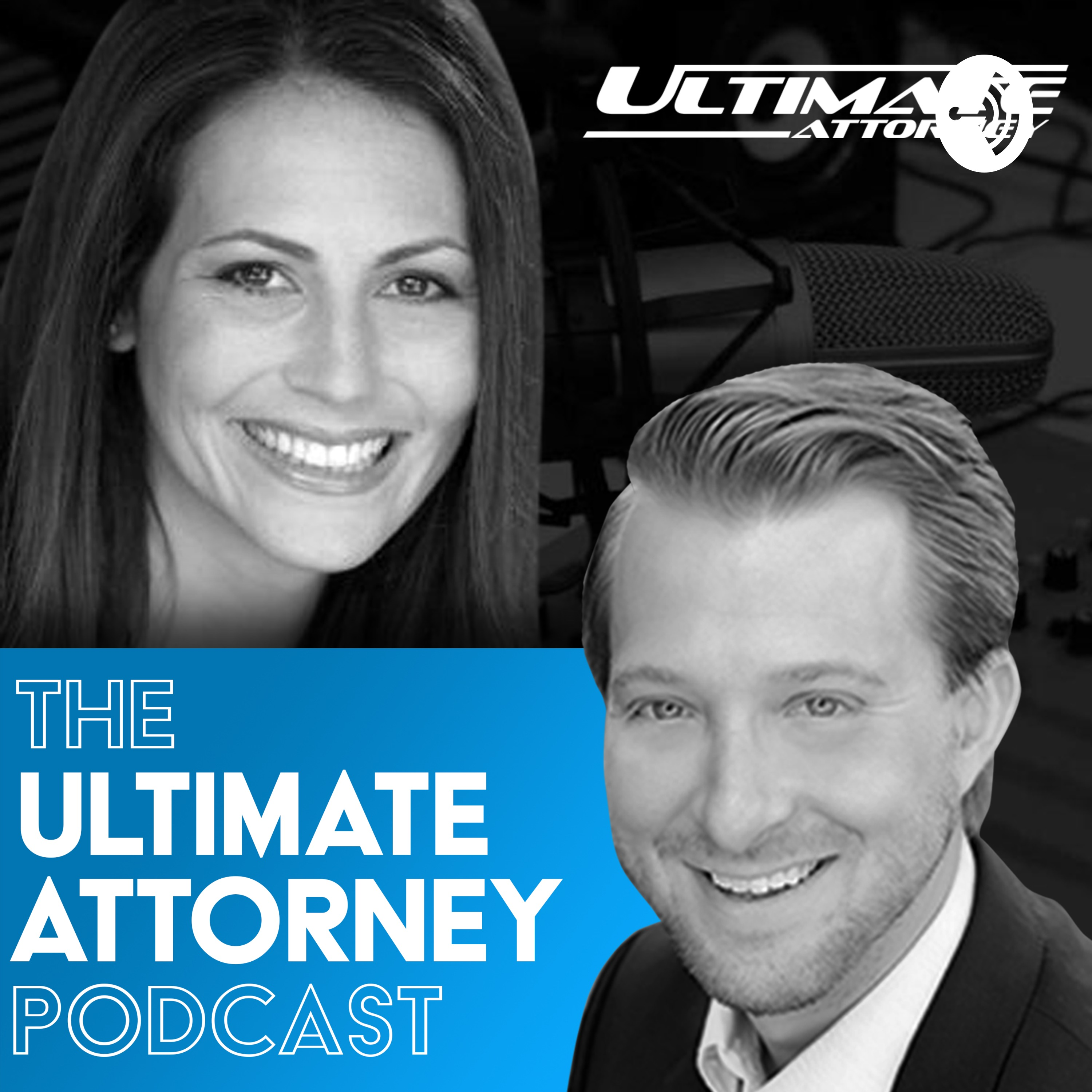 Episode 41 - How to Reduce or Eliminate The Stress of Running A Law Firm