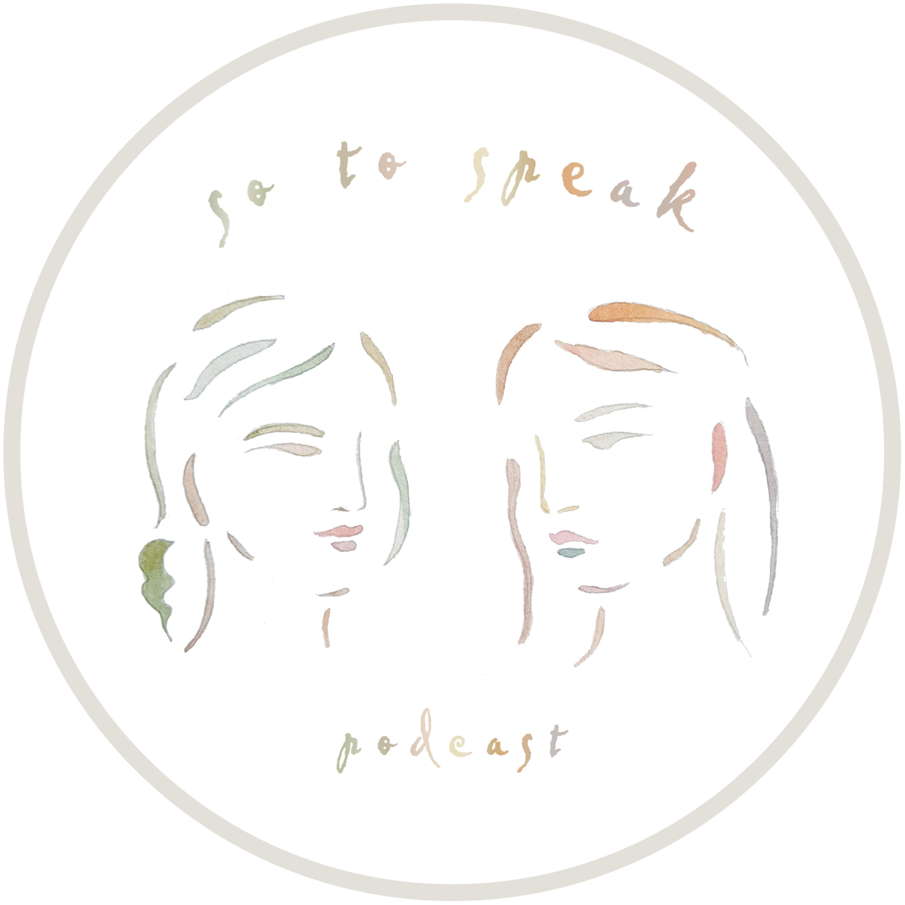 So to Speak x Ep. 01 : Lindsey Trout Hughes