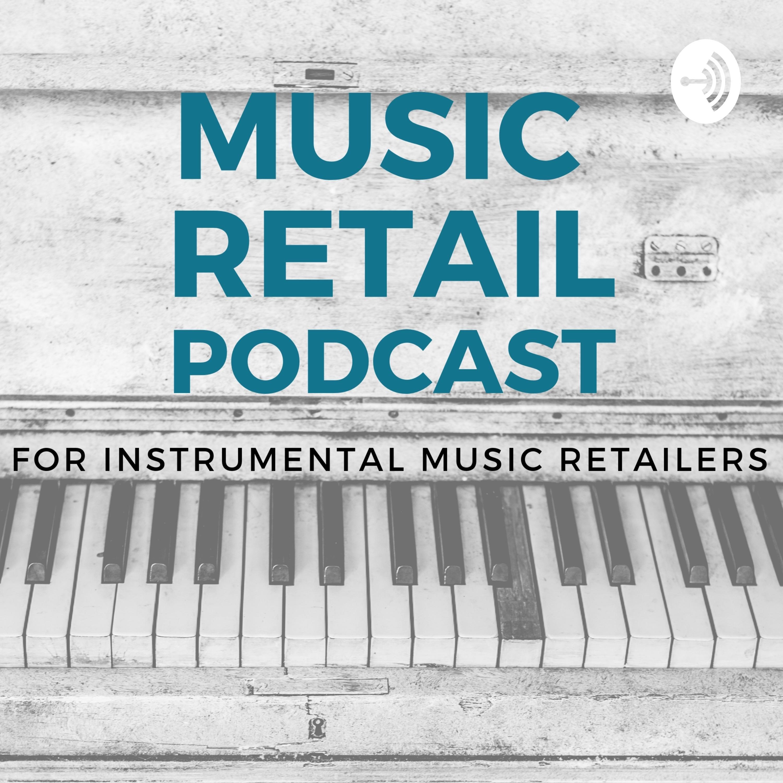 Music Retail Podcast | Listen via Stitcher for Podcasts