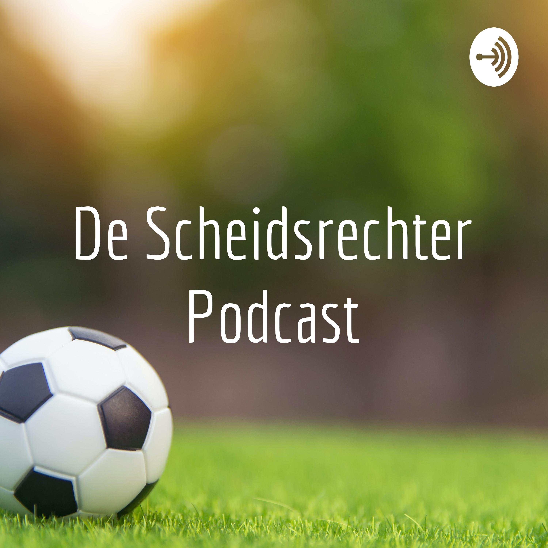 De Scheidsrechter Podcast logo