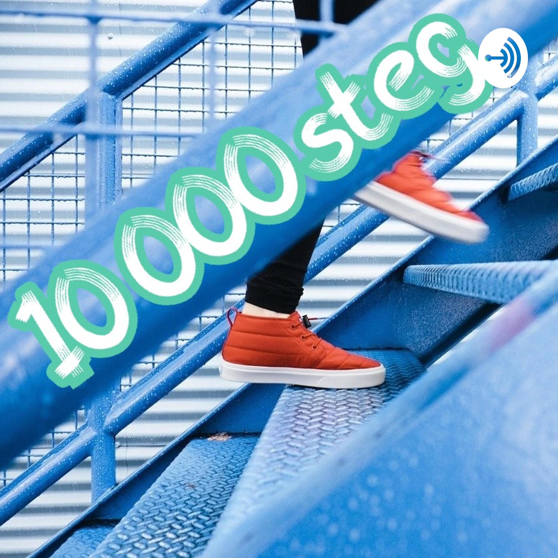 10 000 steg - podden som knyter dina skor
