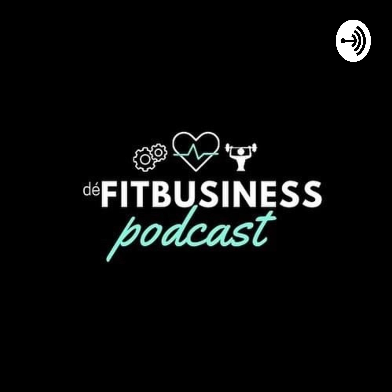 dé FITBUSINESS podcast logo
