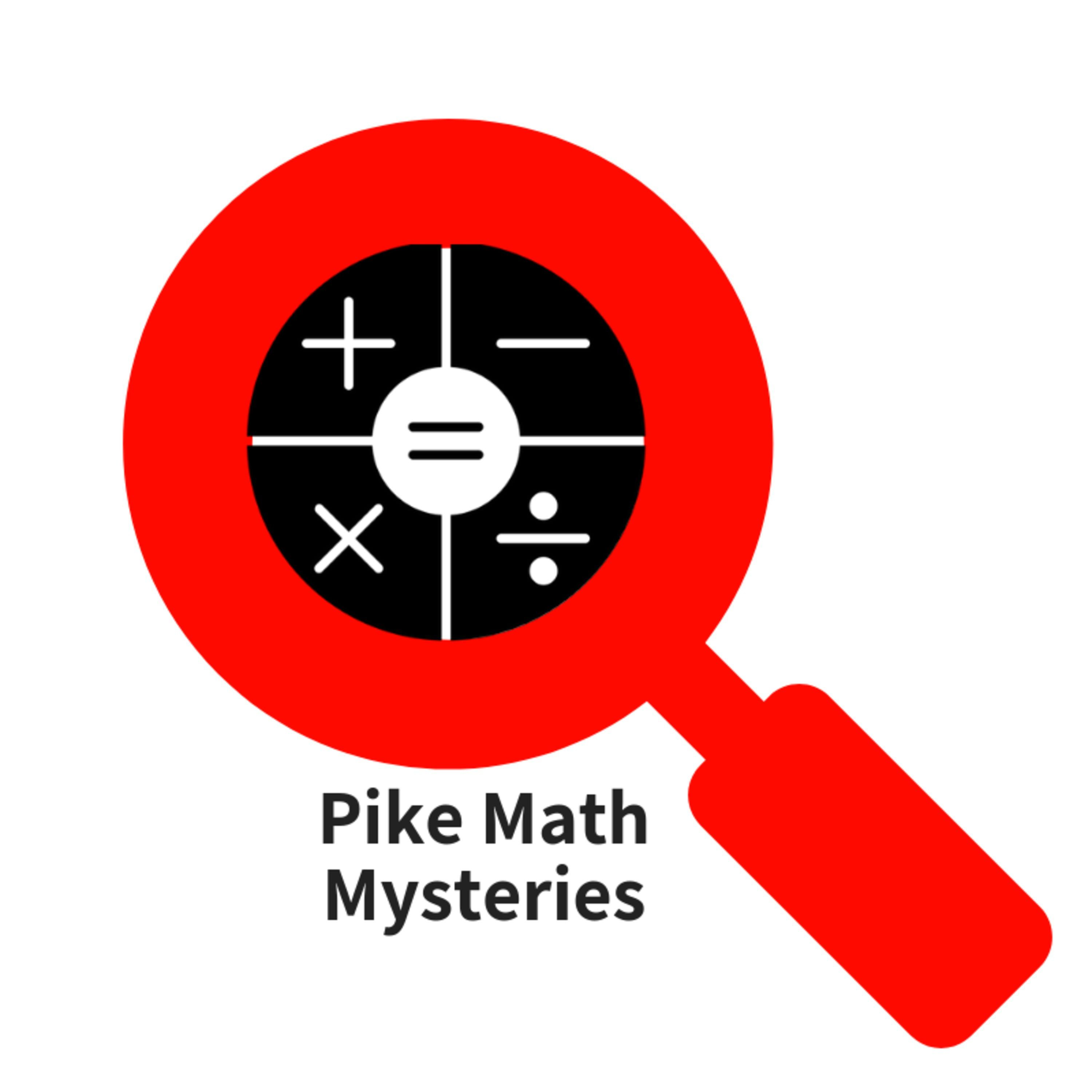 Pike Math Mysteries | Listen via Stitcher for Podcasts