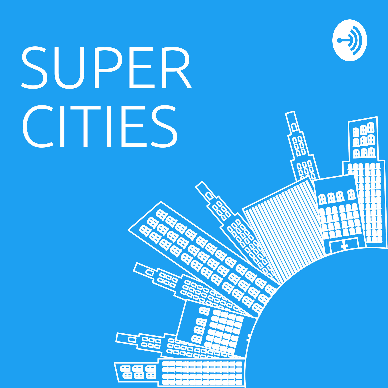 Super Cities with Dan Eckert (PwC - Emerging Technology)