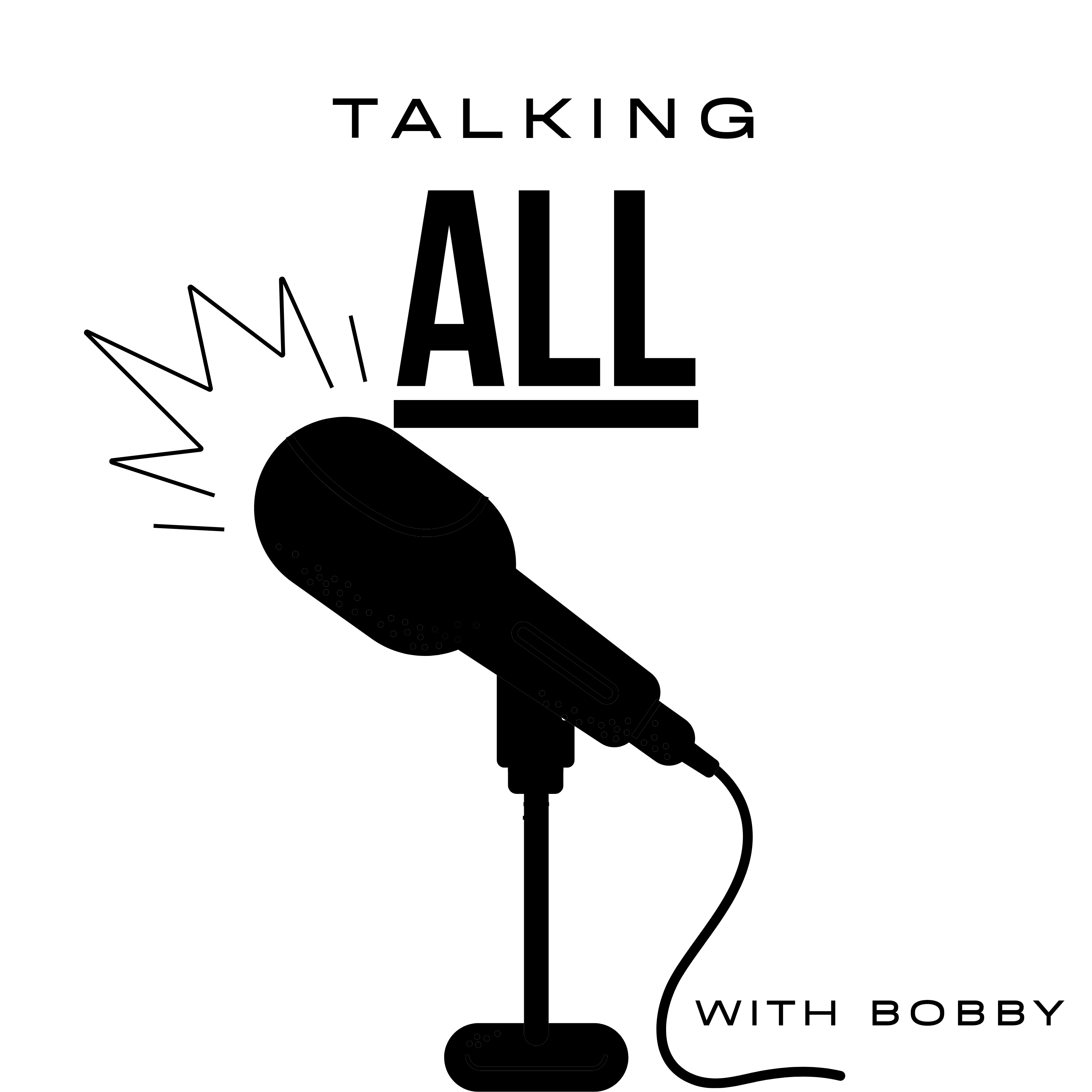 Talking All podcast