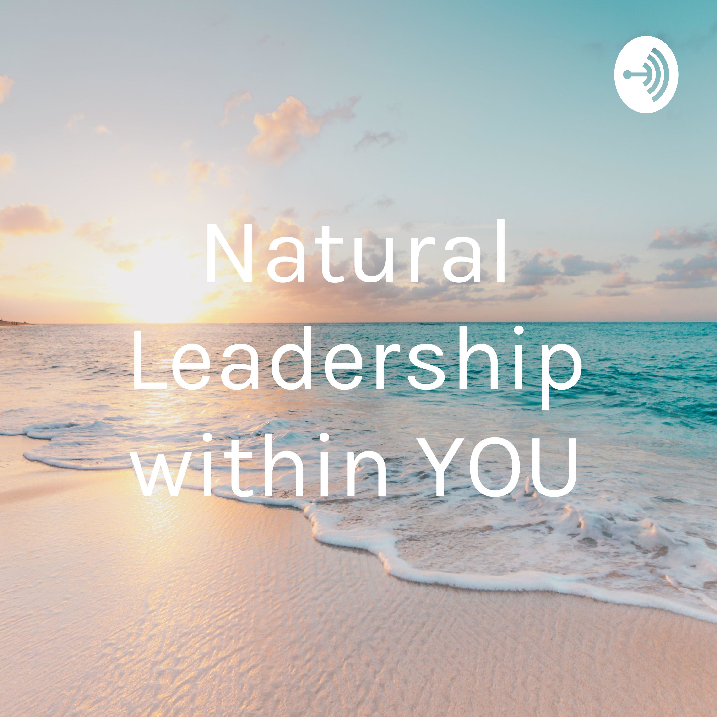 Natural Leadership within YOU