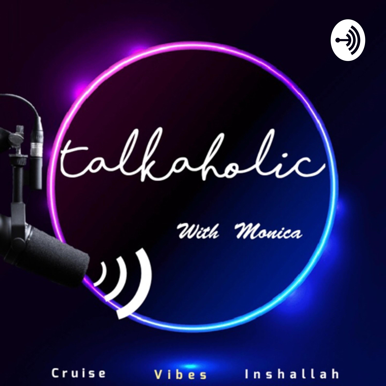 Talkaholic podcast