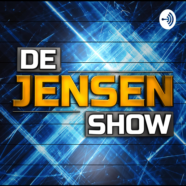 De Jensen Show logo