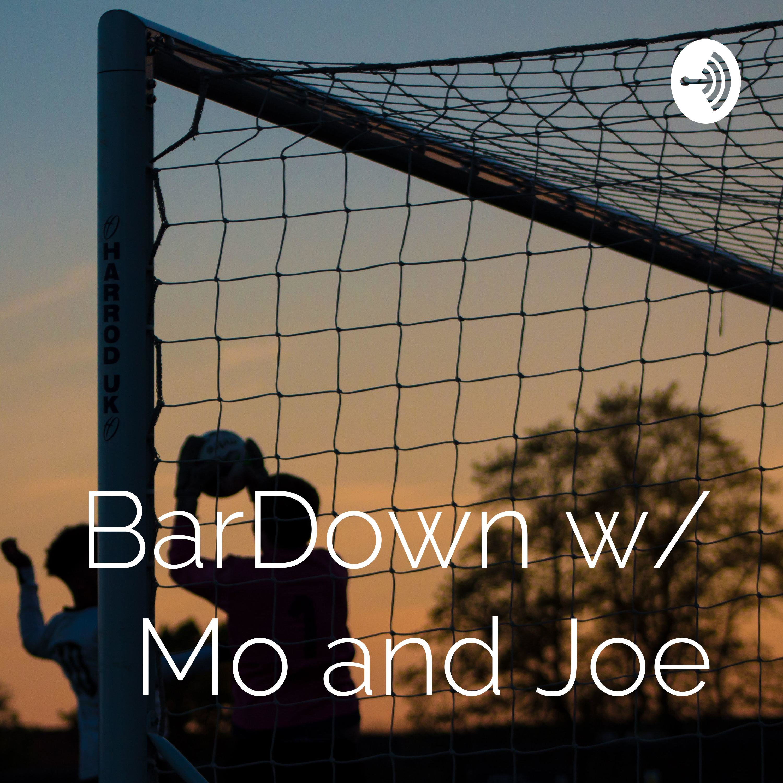Introduction to BarDown with Mo and Joe.
