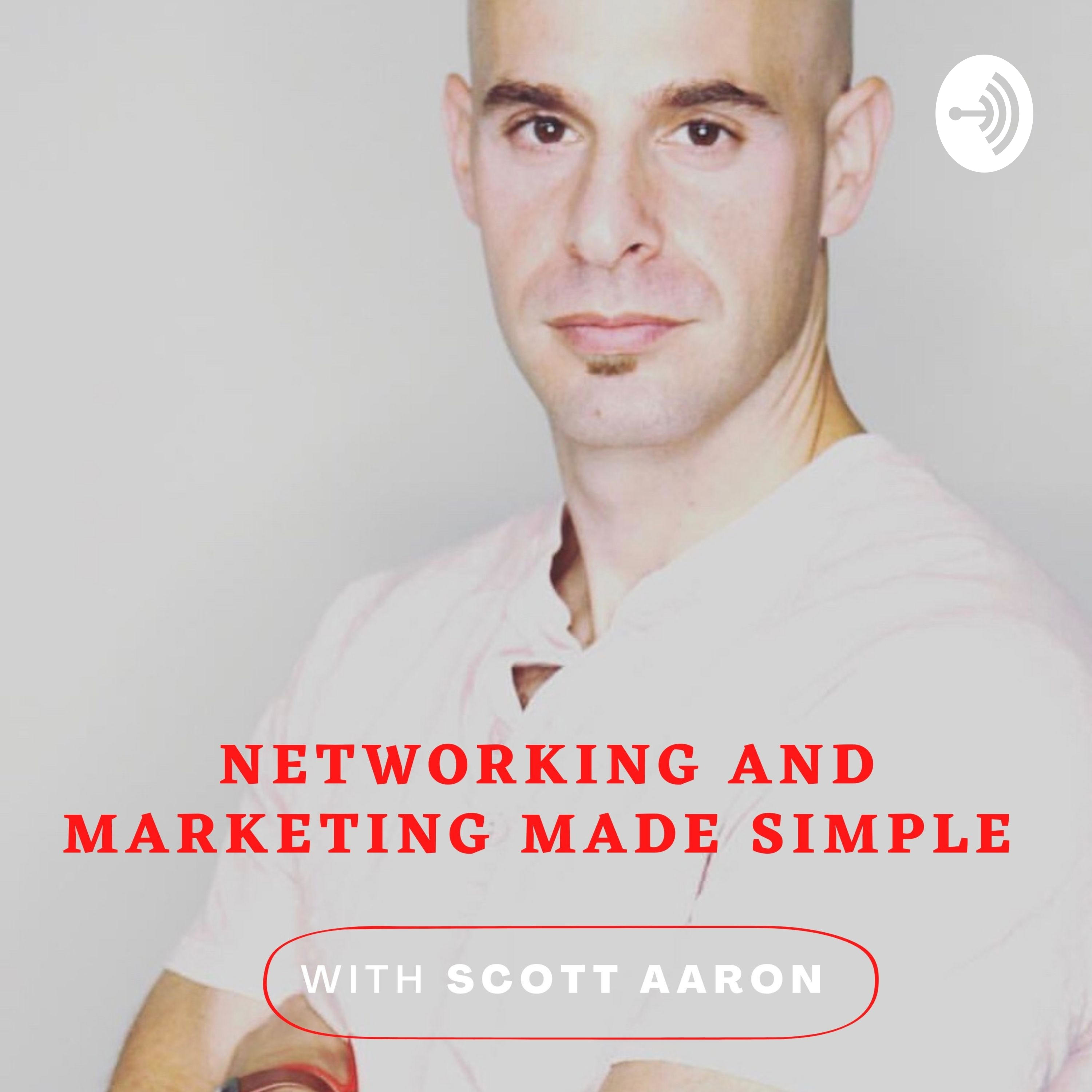 NETWORKING AND MARKETING MADE SIMPLE