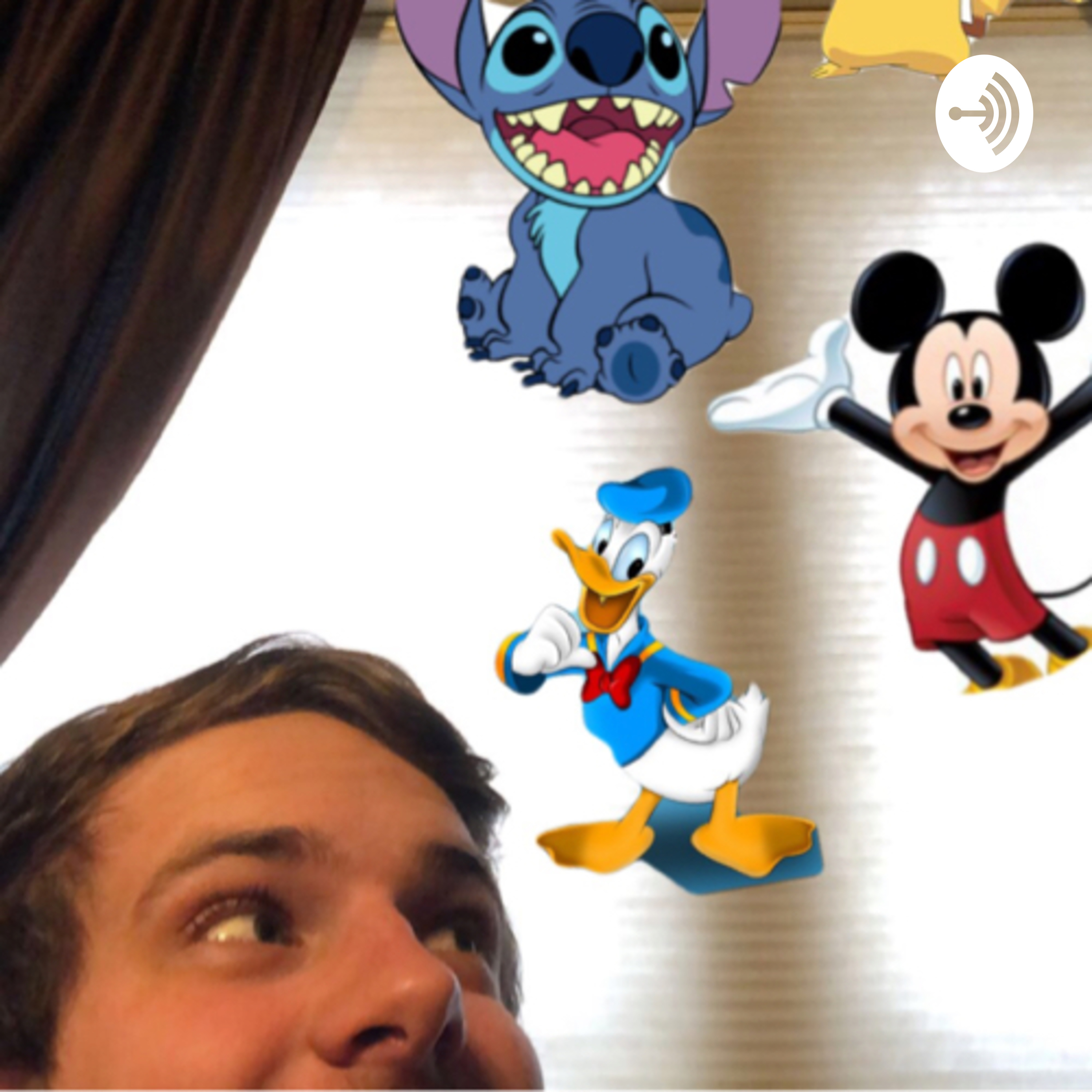 Animated Characters (Special Guest: Stitch)