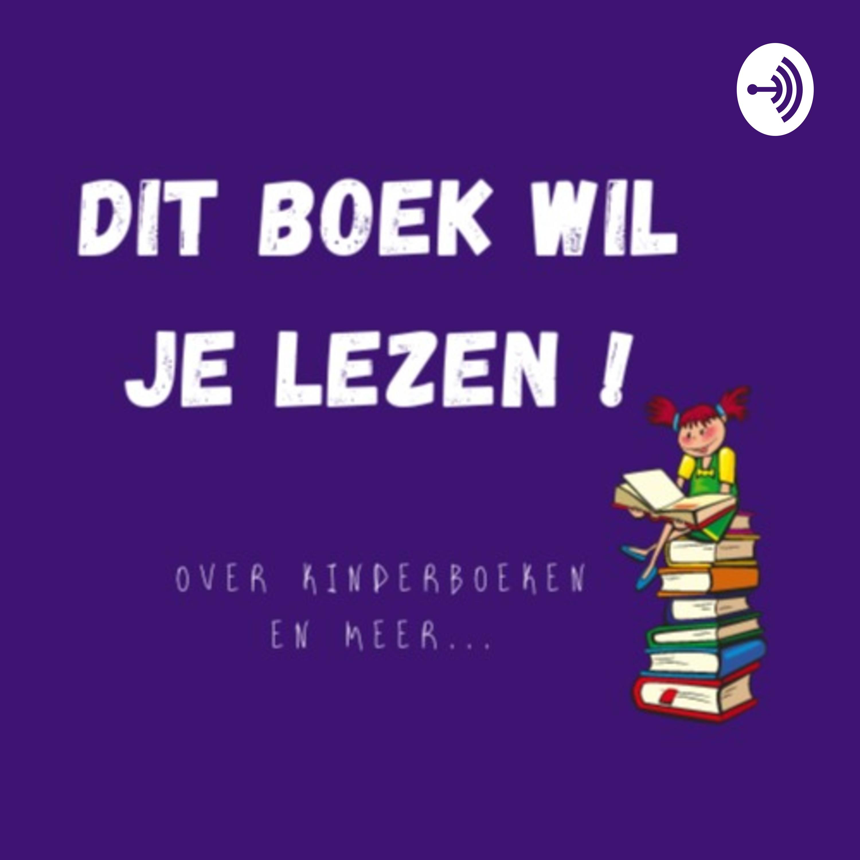 Dit boek wil je lezen! logo