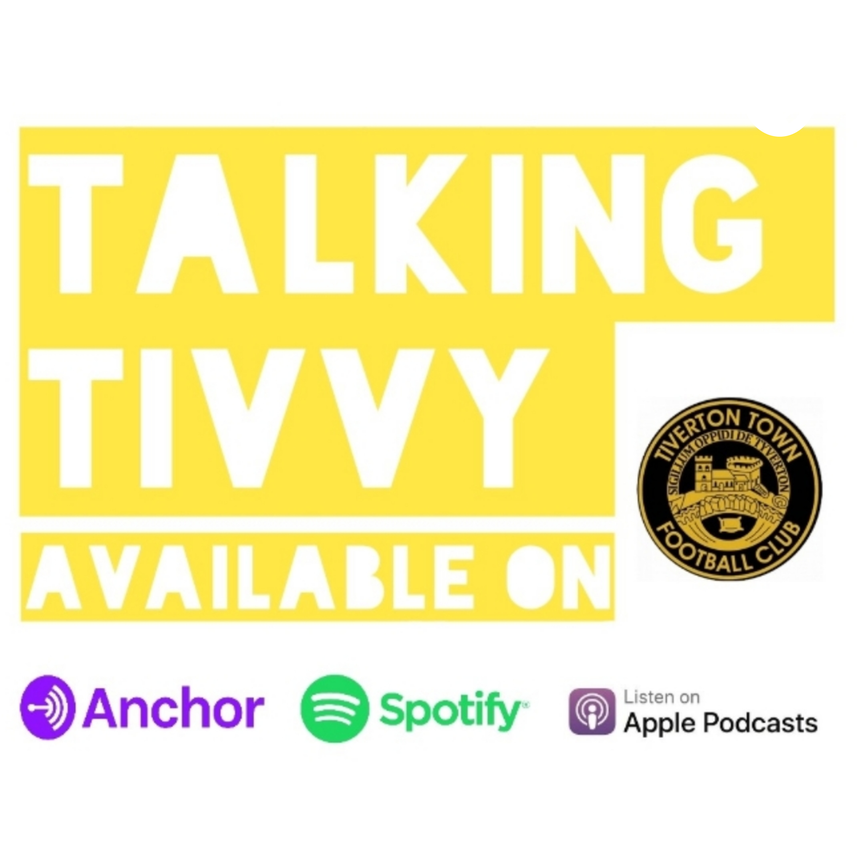 Talking Tivvy Podcast - Episode 9: We're in a dog fight but