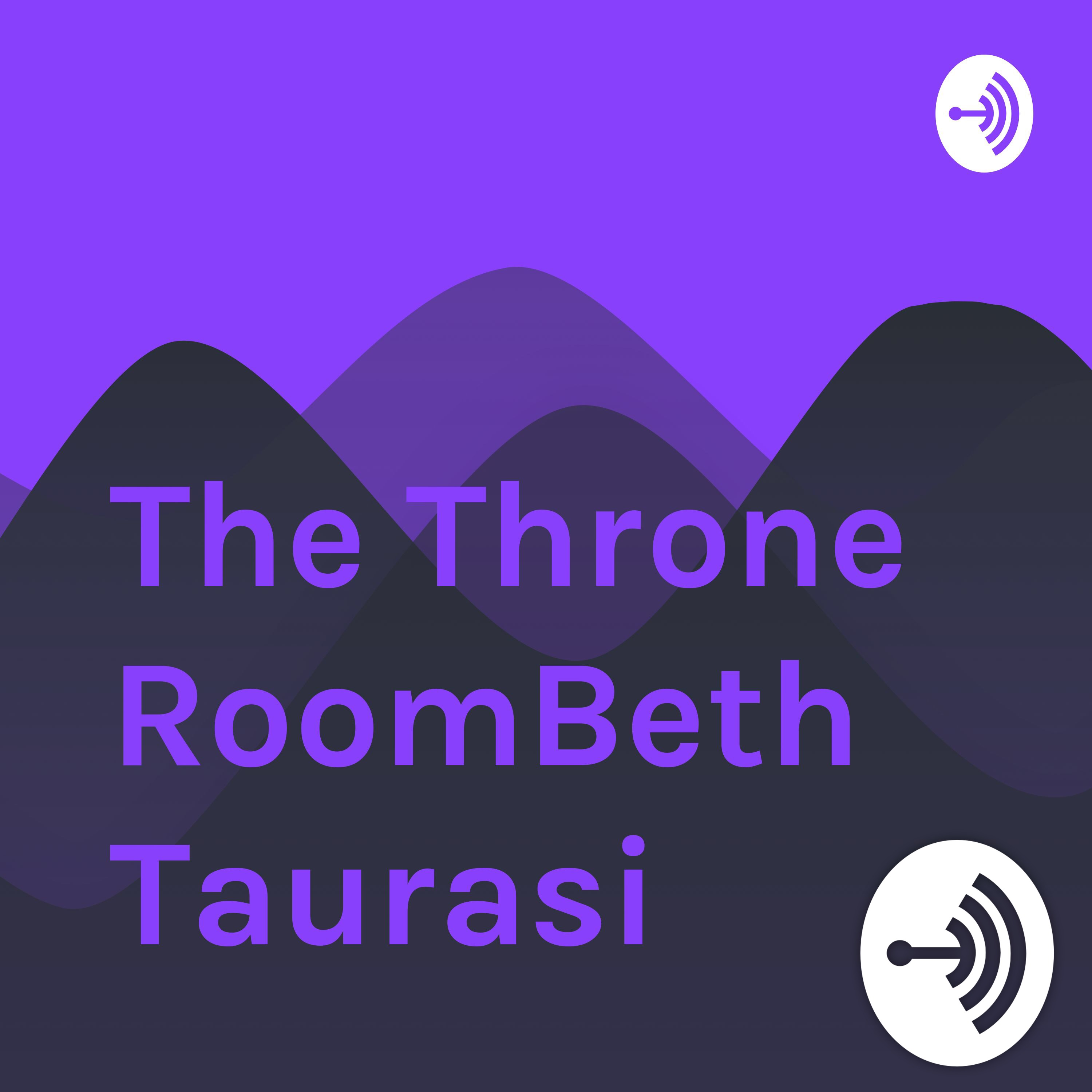 The throne room gets a little stranger