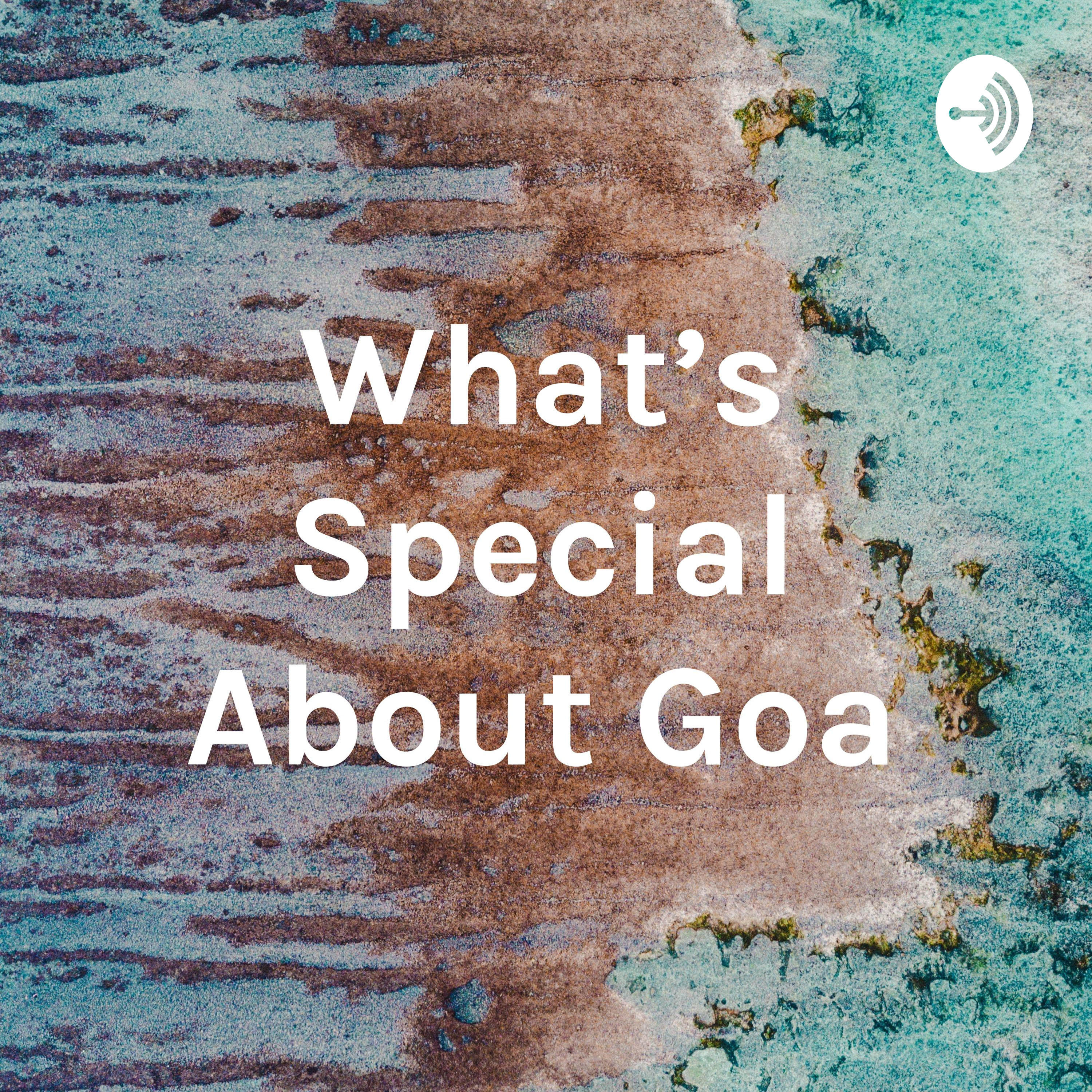 What's Special About Goa?