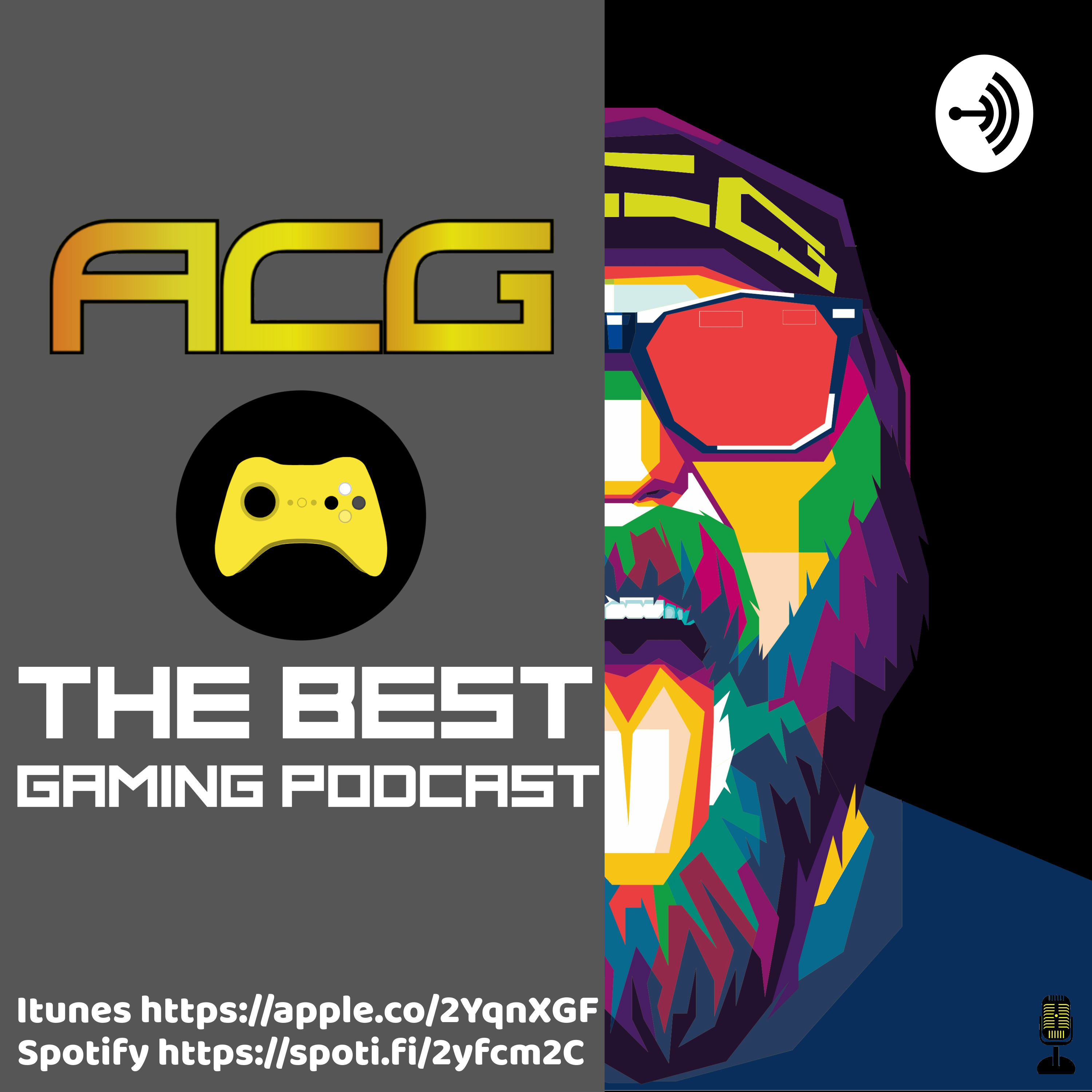 Image of ACG - The Best Gaming Podcast podcast