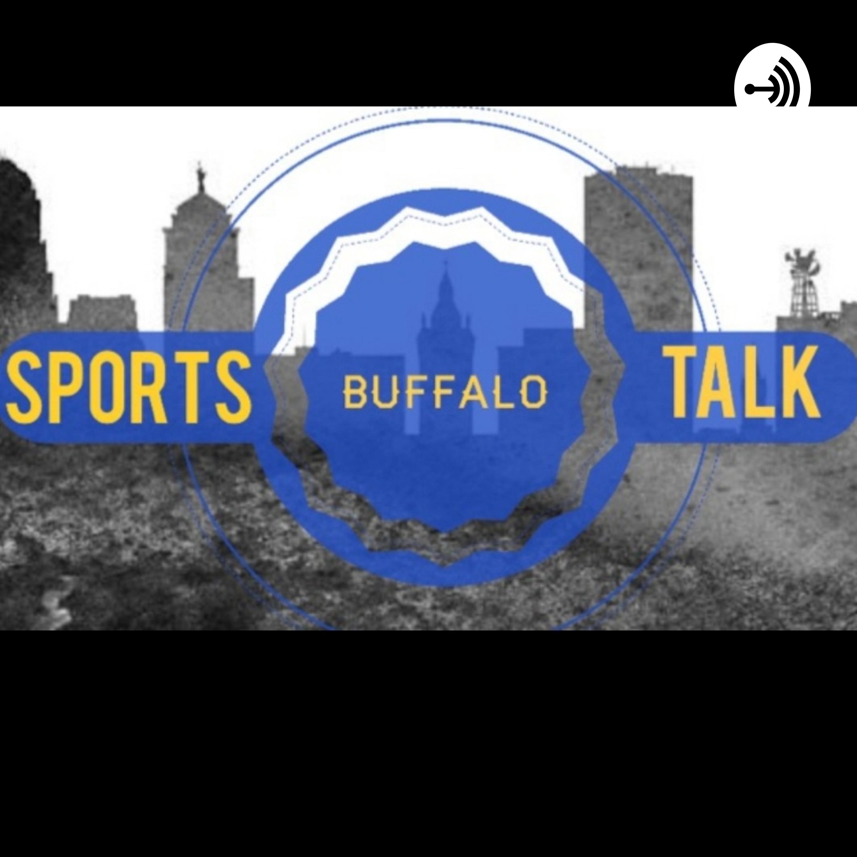 Episode 90 Buffalo Sabres Fire Krueger/Buffalo Bills Free Agency/Re-signing