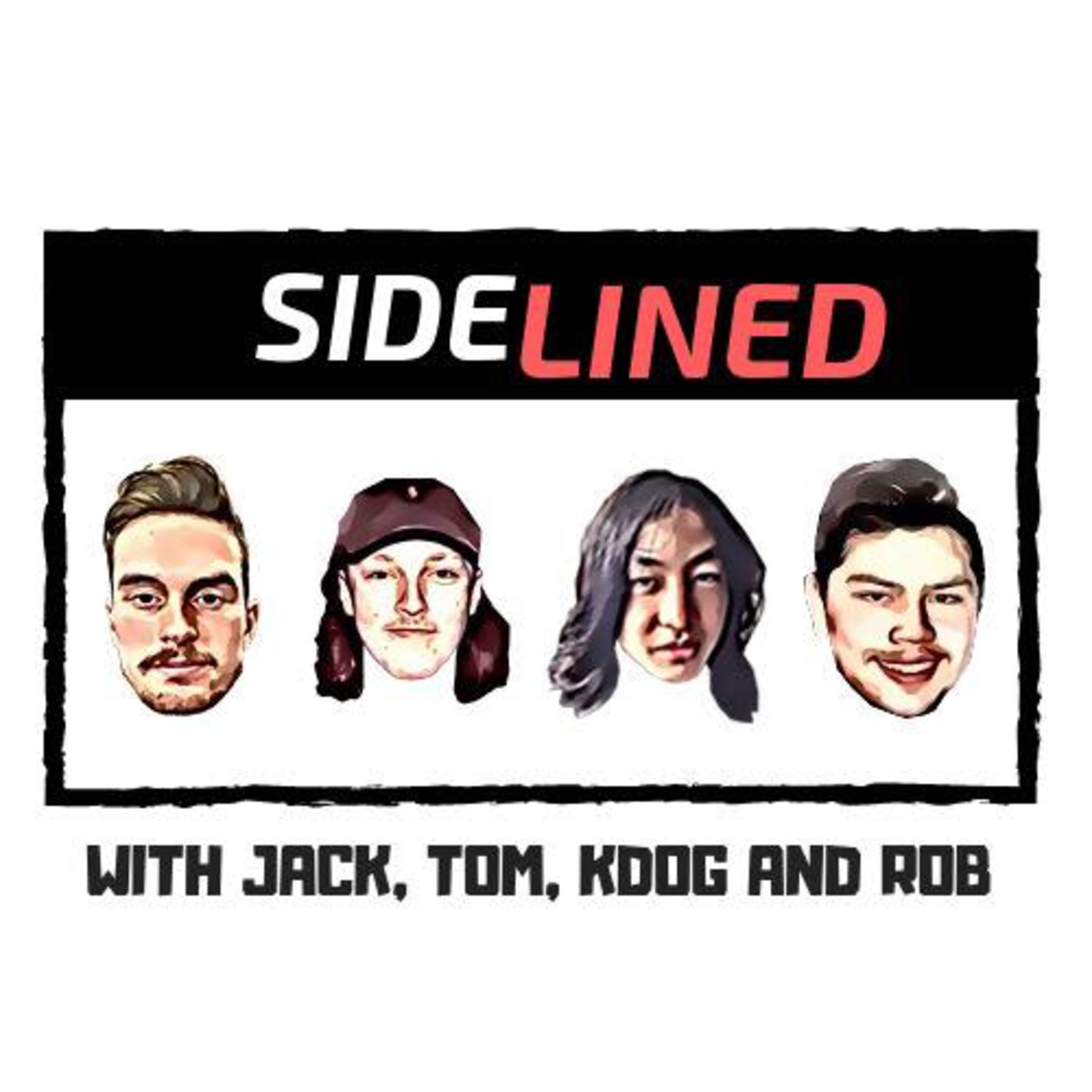 IS JACK A DOGGIES SUPERFAN? | Sidelined Podcast | S3E6