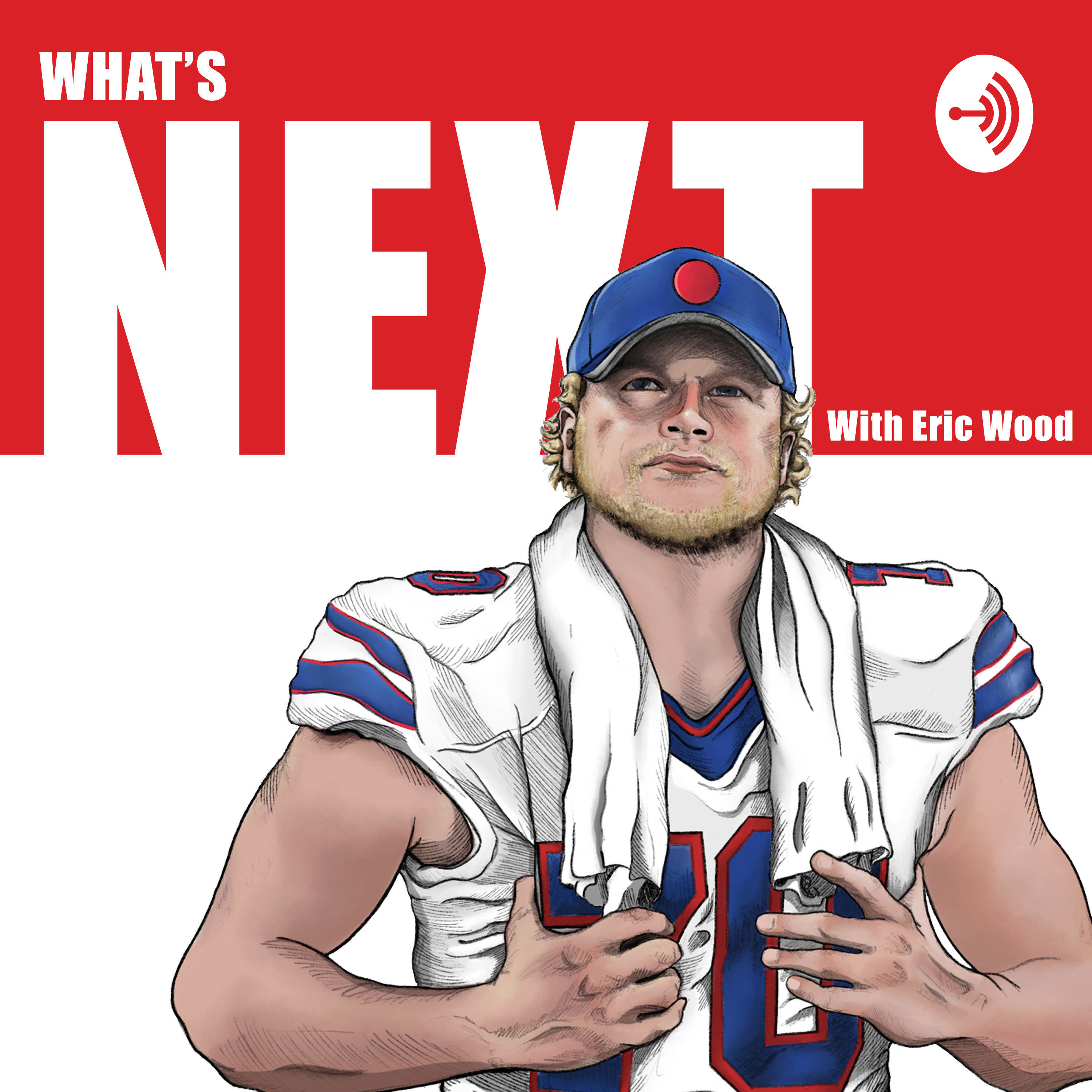 Episode 1 - Richie Incognito – What's Next with Eric Wood – Podcast