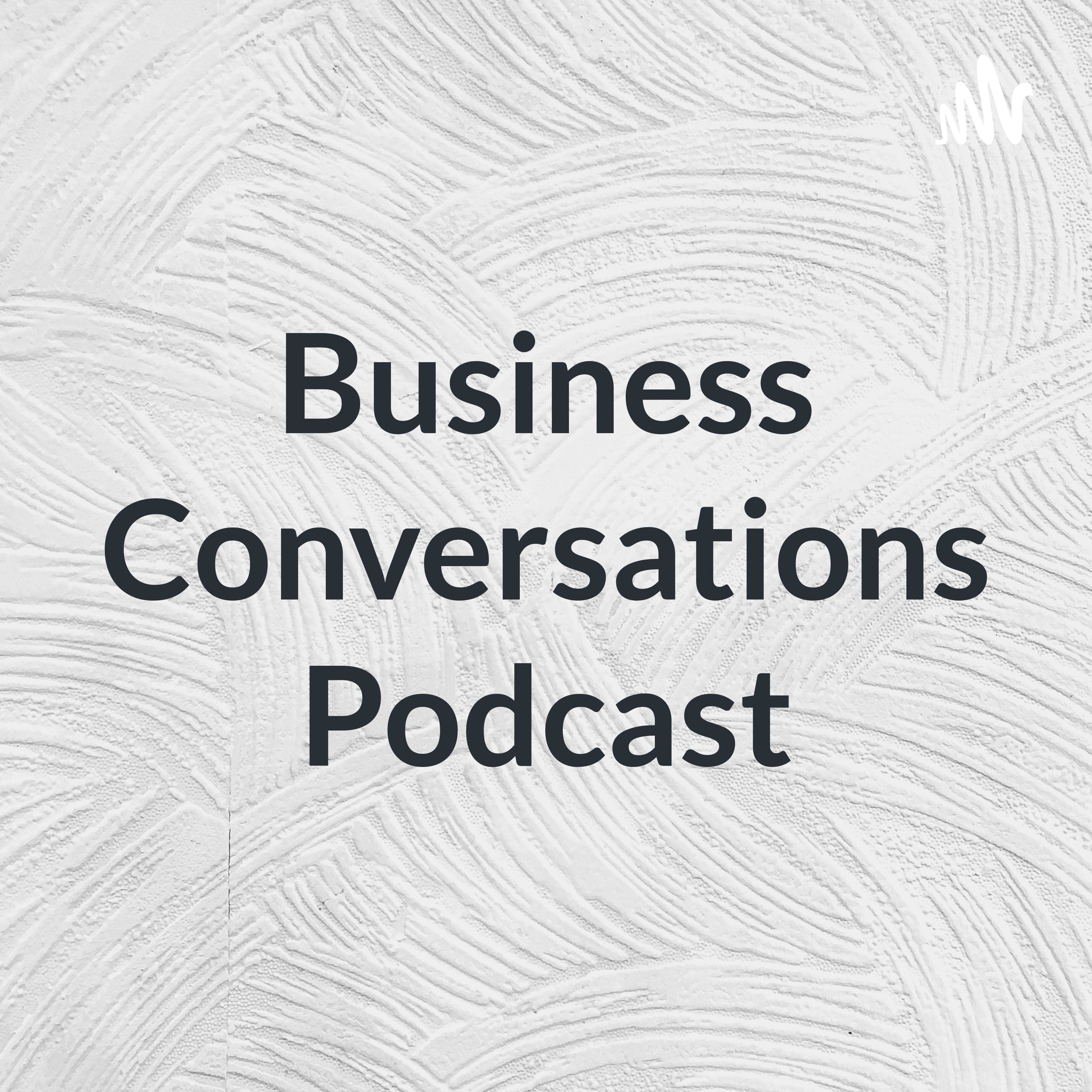 """Afro's Podcast """"Business Conversations """" on Jamit"""