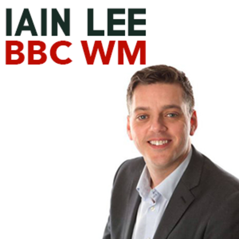 Iain Lee on BBC WM Full Shows