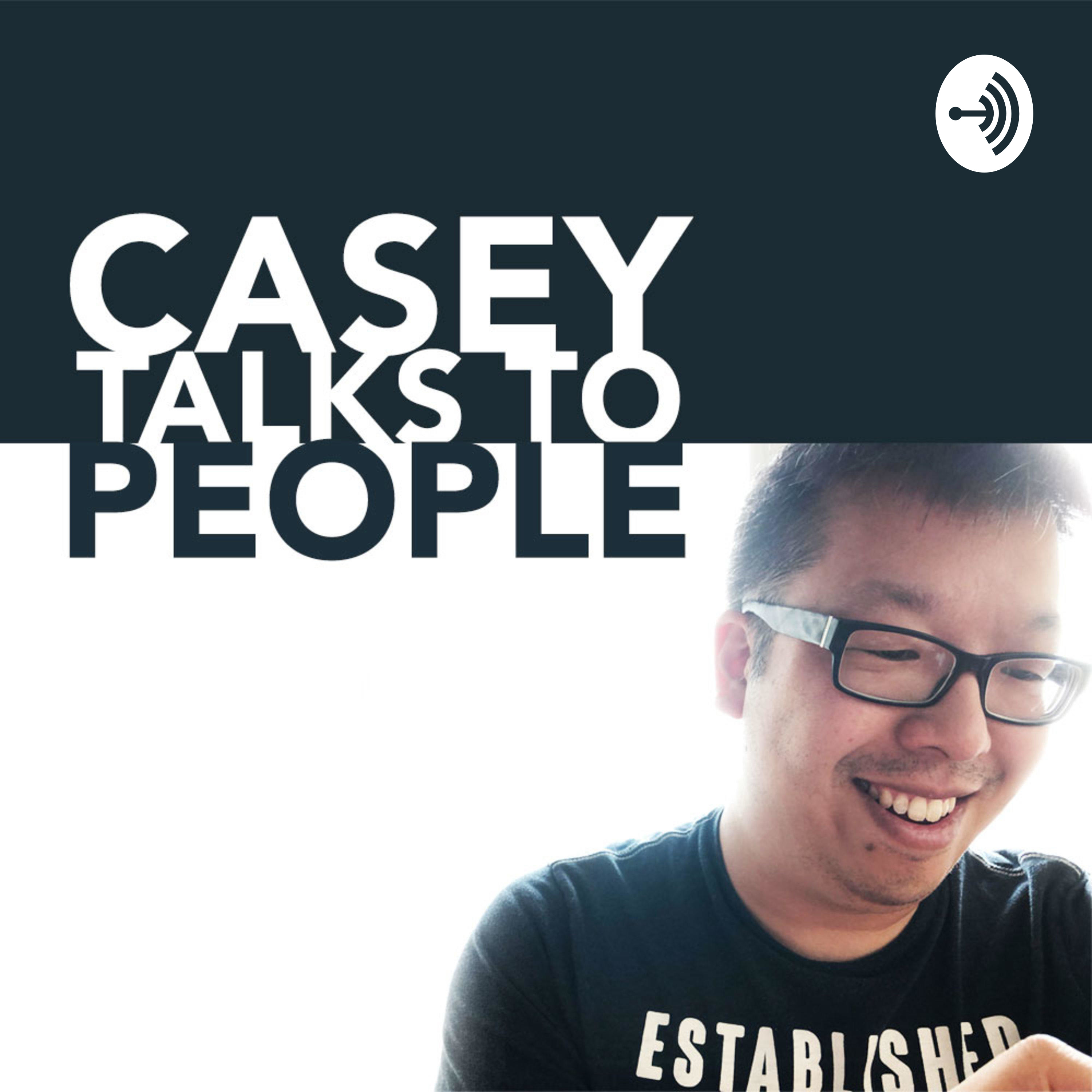 3. Casey talks to Jason Connell