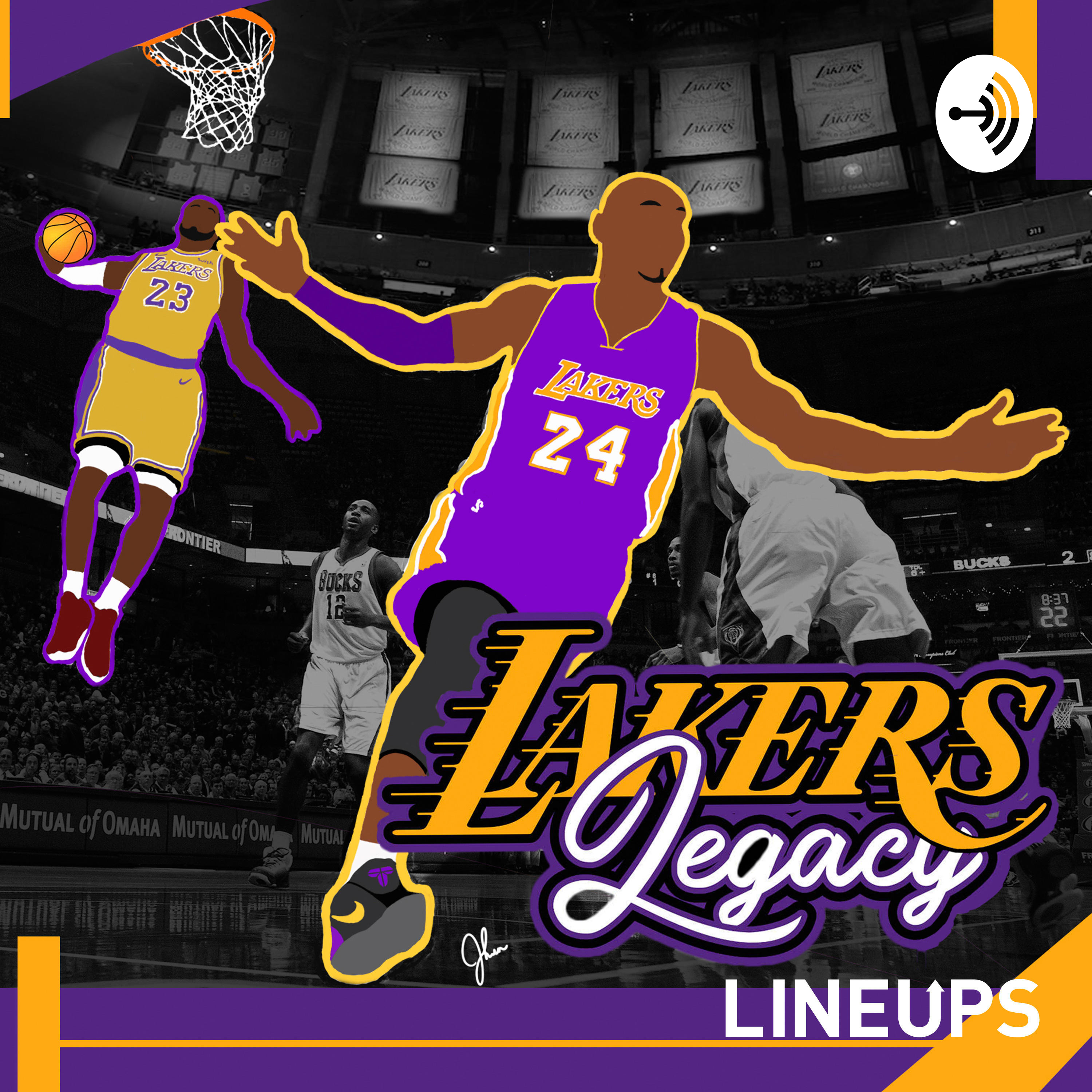 The Lakers Legacy Podcast • A podcast on Anchor