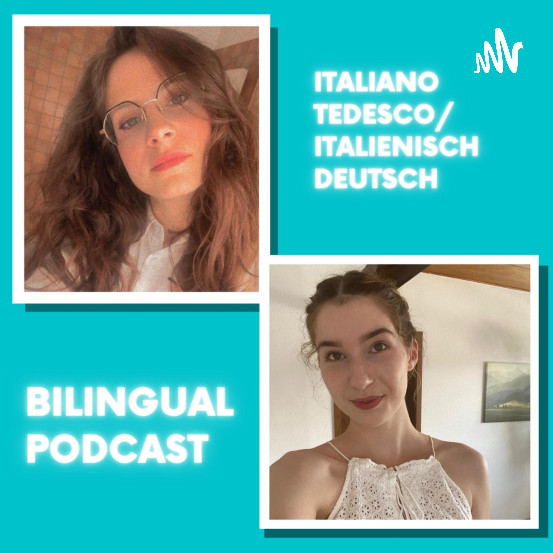 Episode 3: Problemi e consigli per l'apprendimento delle lingue-Probleme und Tipps beim Sprachenlernen