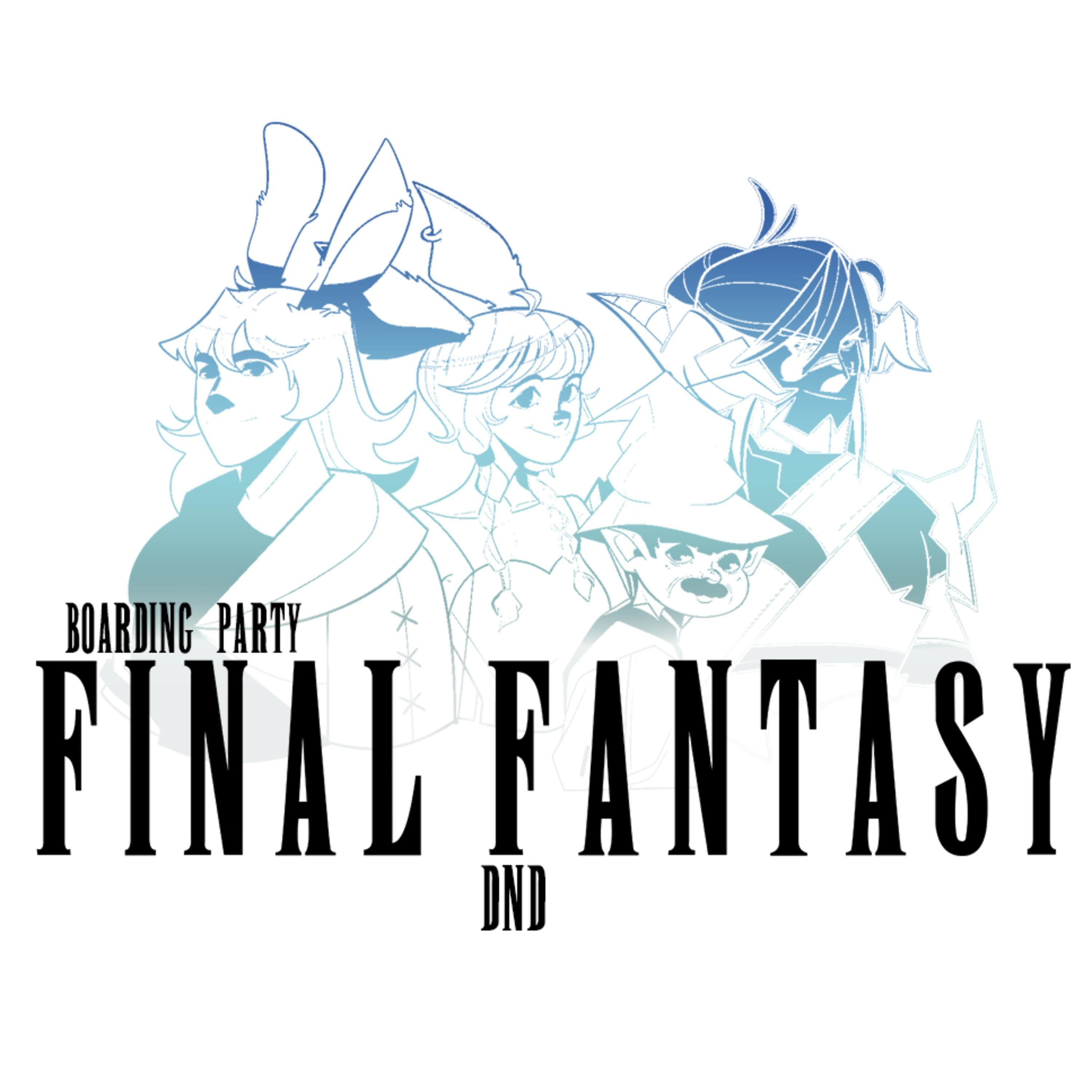 Boarding Party's FFXIV DnD | Listen via Stitcher for Podcasts