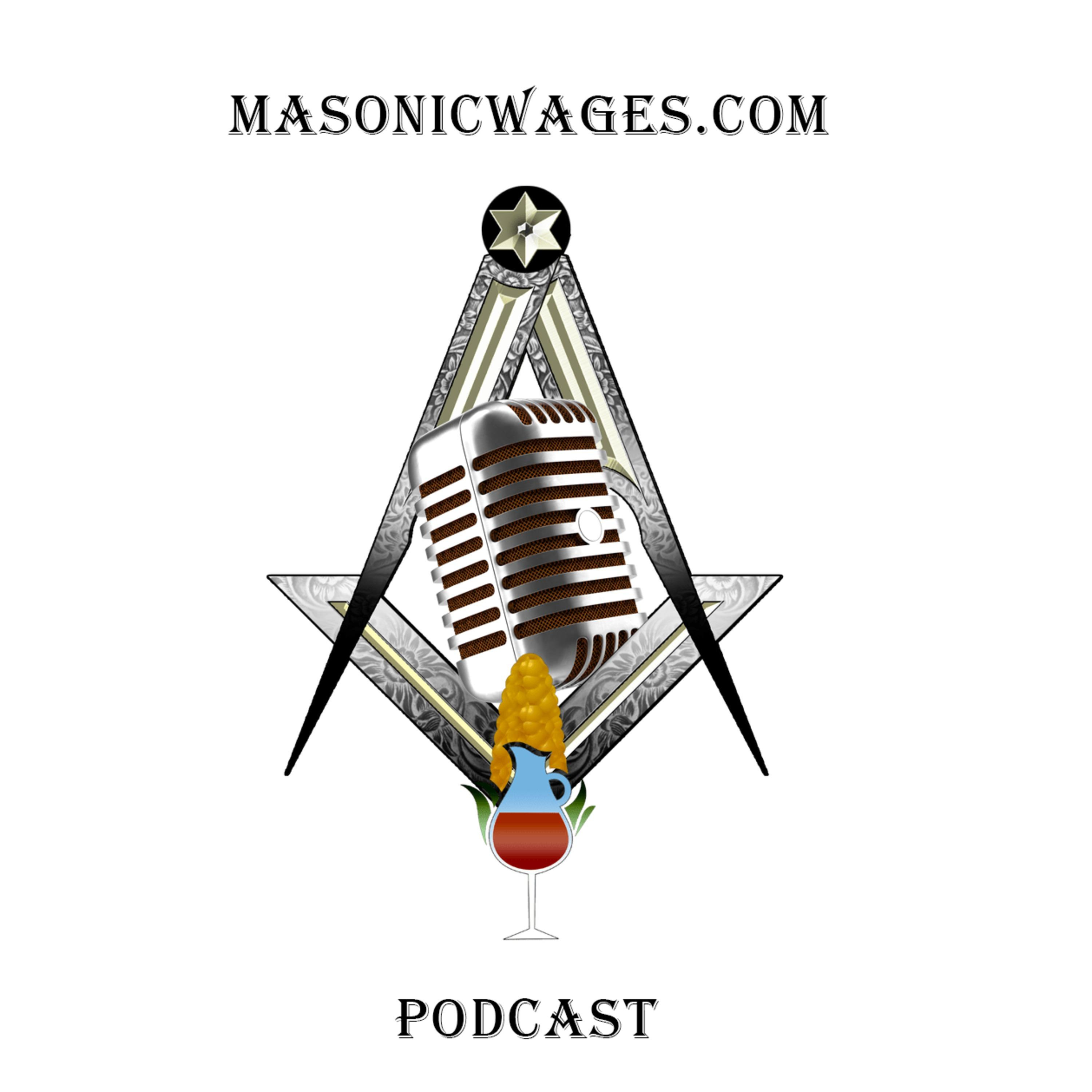 Masonic Wages /.'. A Conversation With…