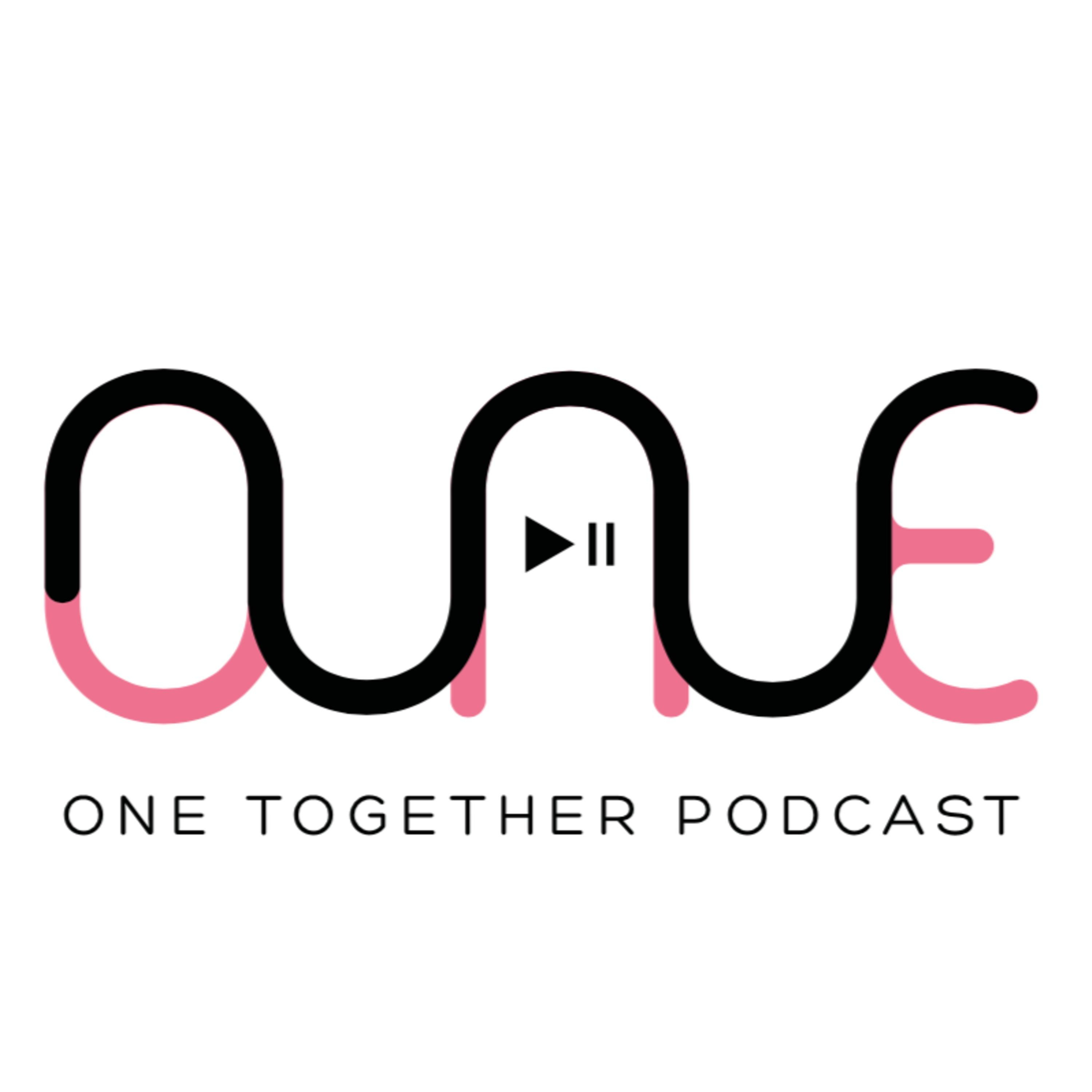 One Together Podcast- hosted by Heather Maltman | Listen Free on