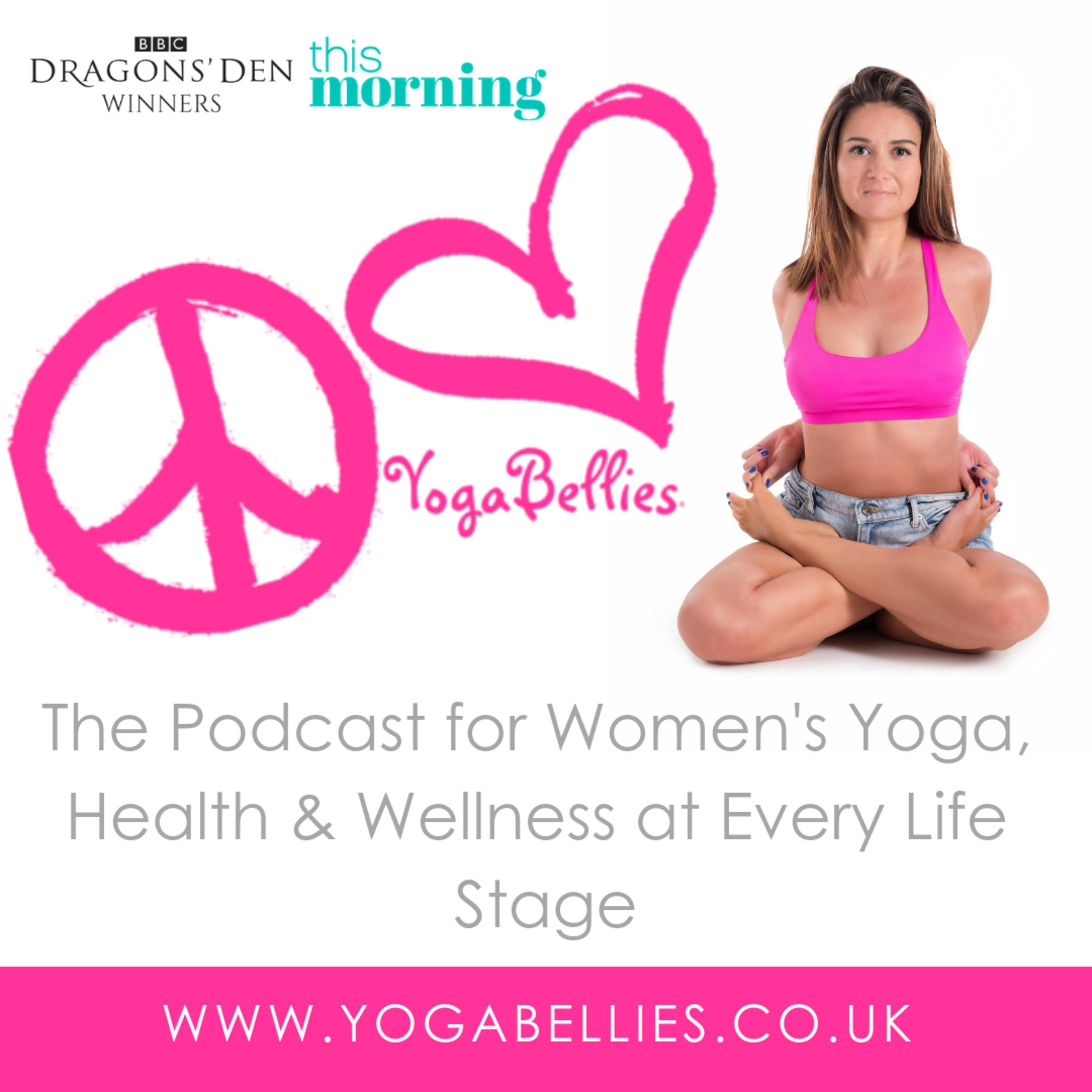 5 Top Tips for Keeping Up Your Yoga Practice on Holiday with YogaBellies founder, Cheryl