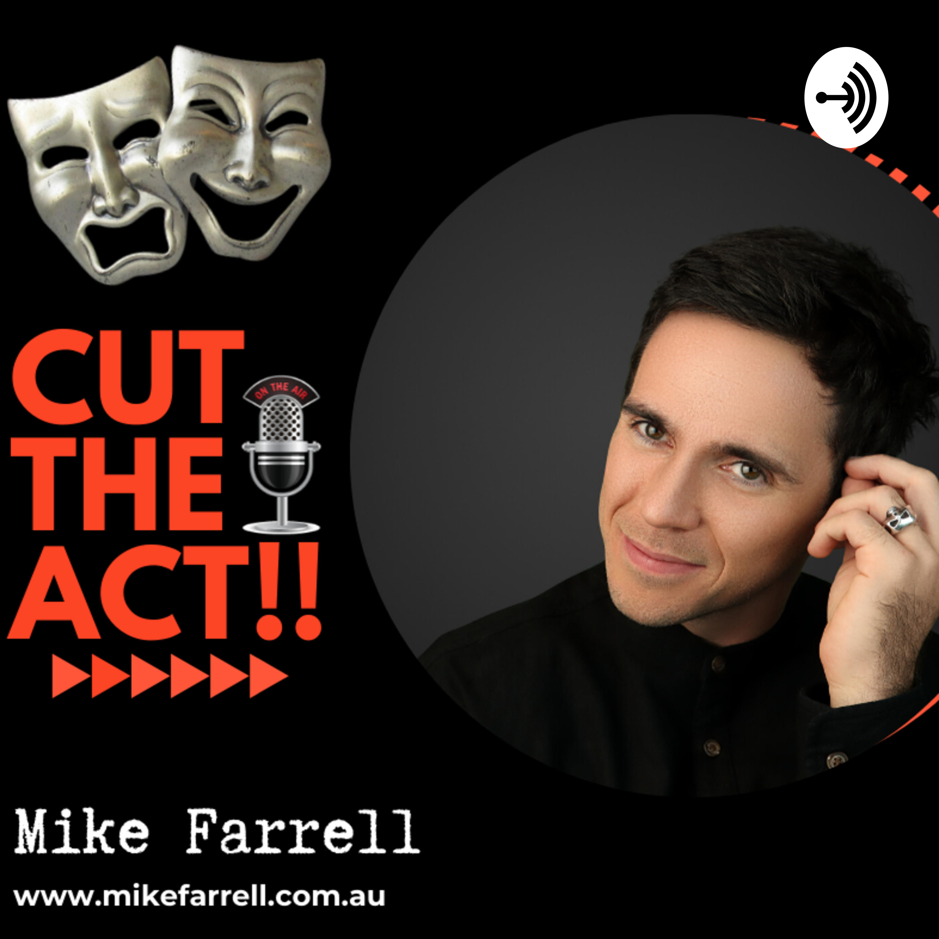 CUT THE ACT #11 Wendy Alane Wright