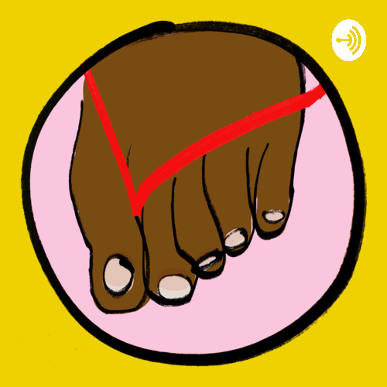 De teen van Uchebo logo