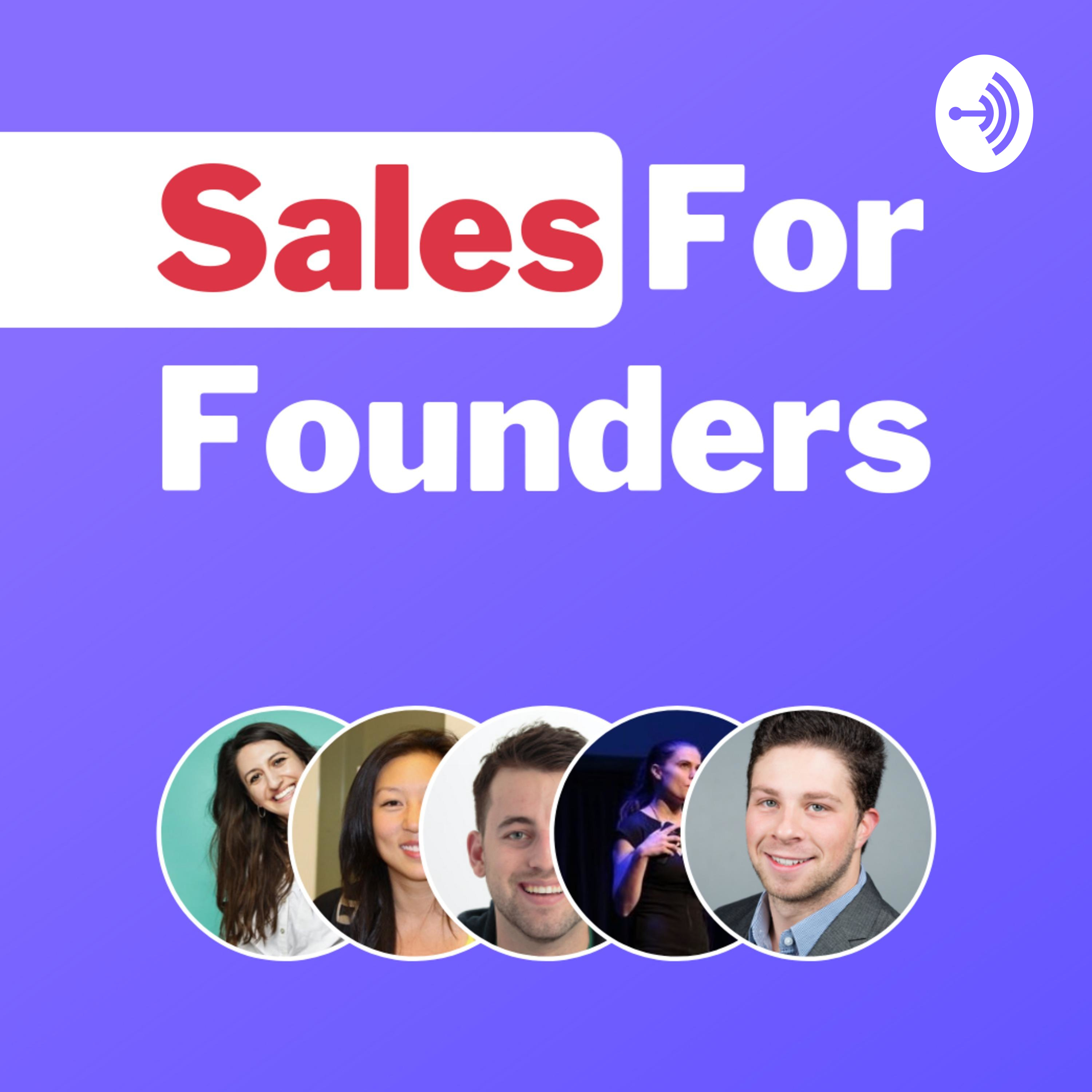 Sales chat #1: Is sales sleazy? — with cohost Brendan McAdams