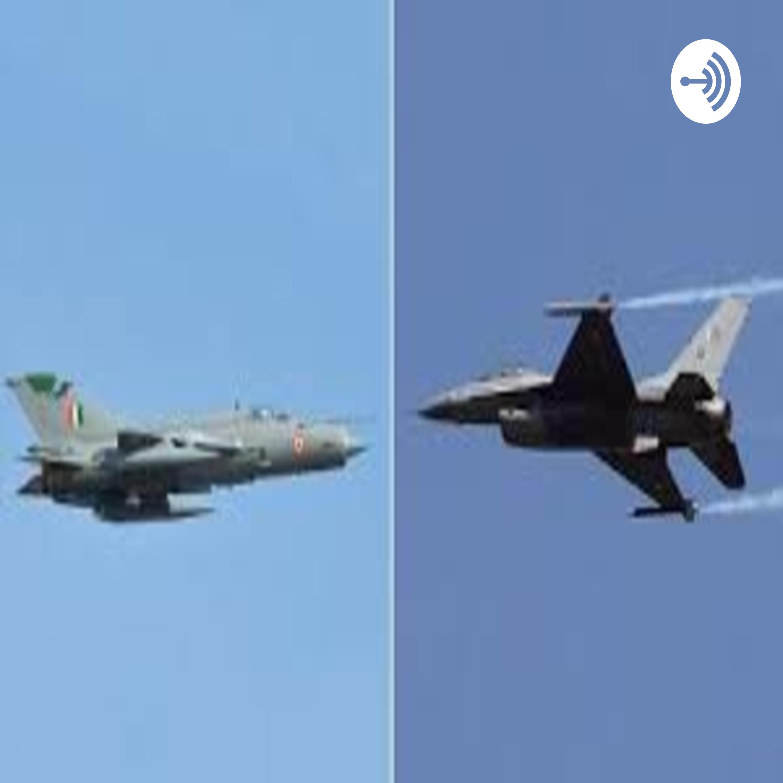 Indian MiG-21 vs Pakistani F-16   Listen Free on Castbox
