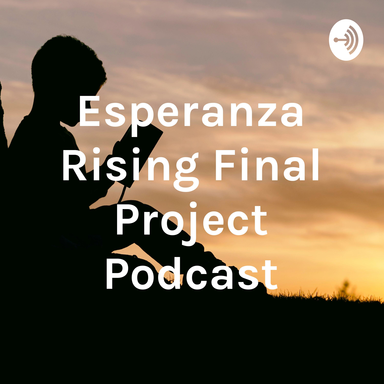 Esperanza Rising Final Project