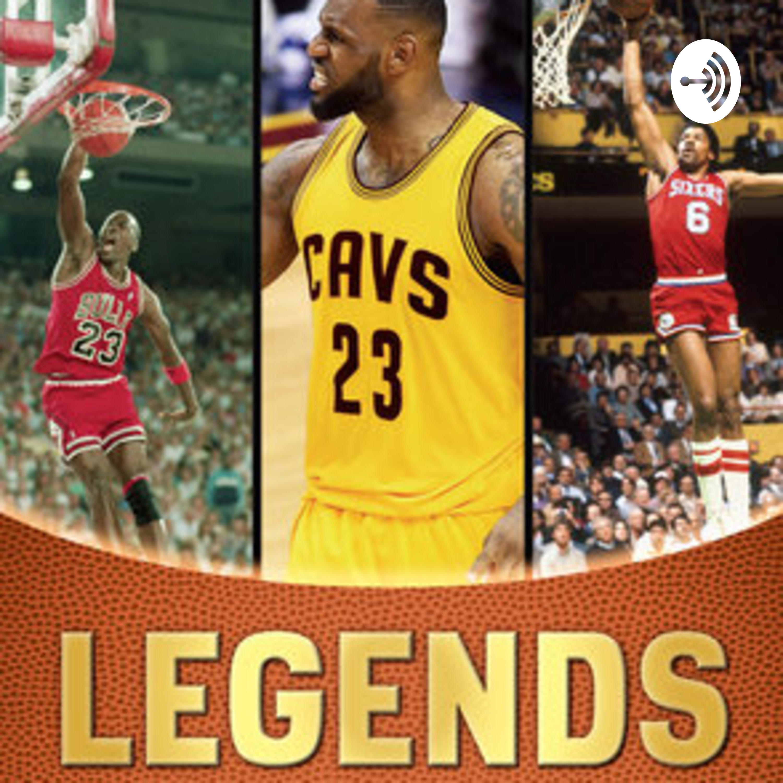 Legends Podcast