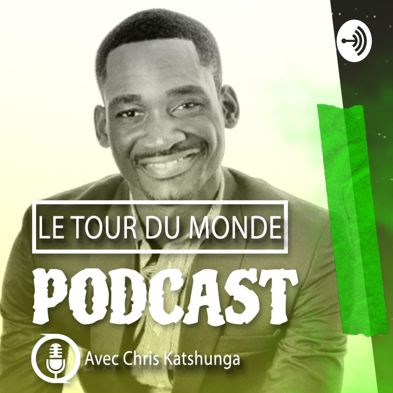 """Le Tour Du Monde : Promo """"#PODCASTMOI"""" - Kristen Tshika"""