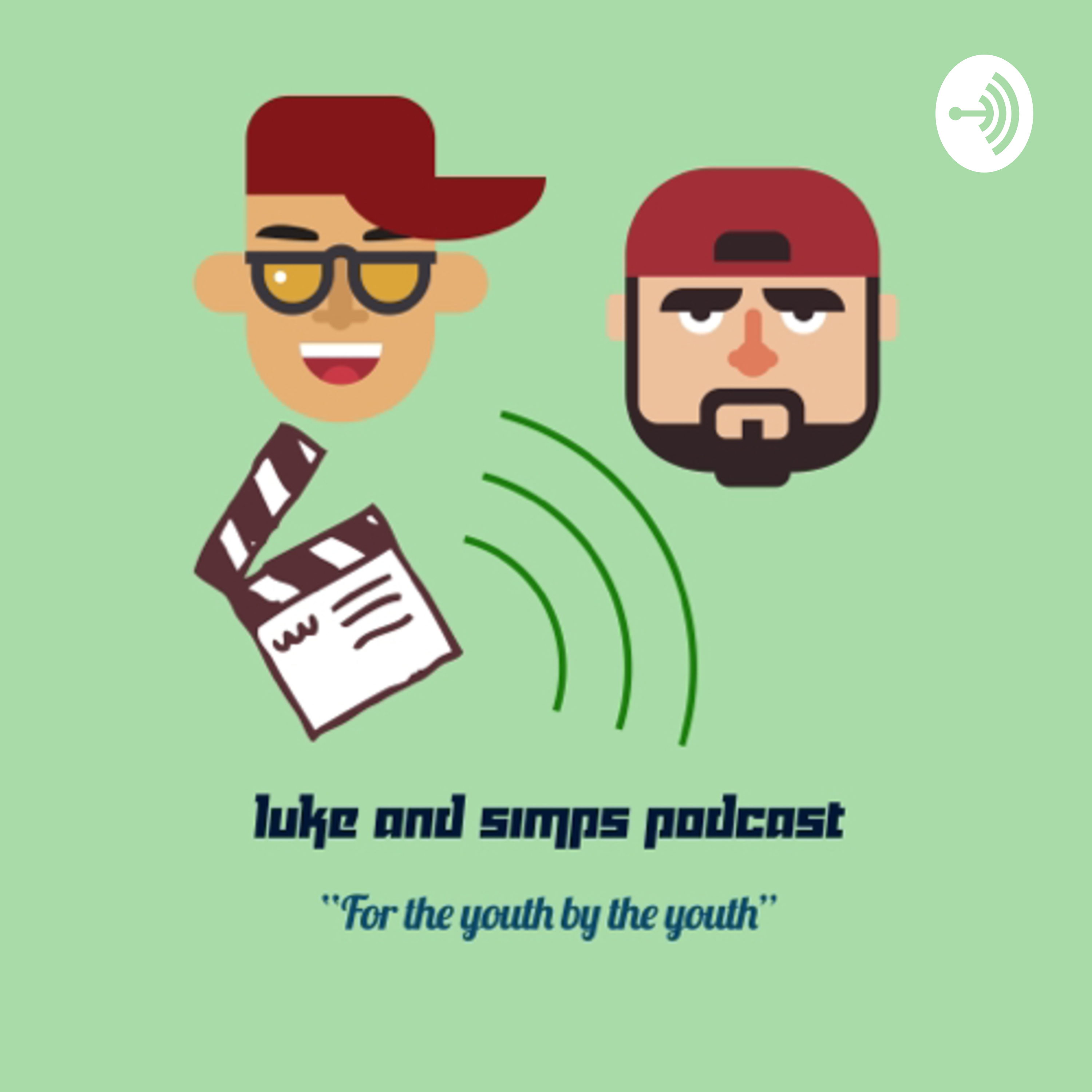 The Luke & Simps Podcast podcast