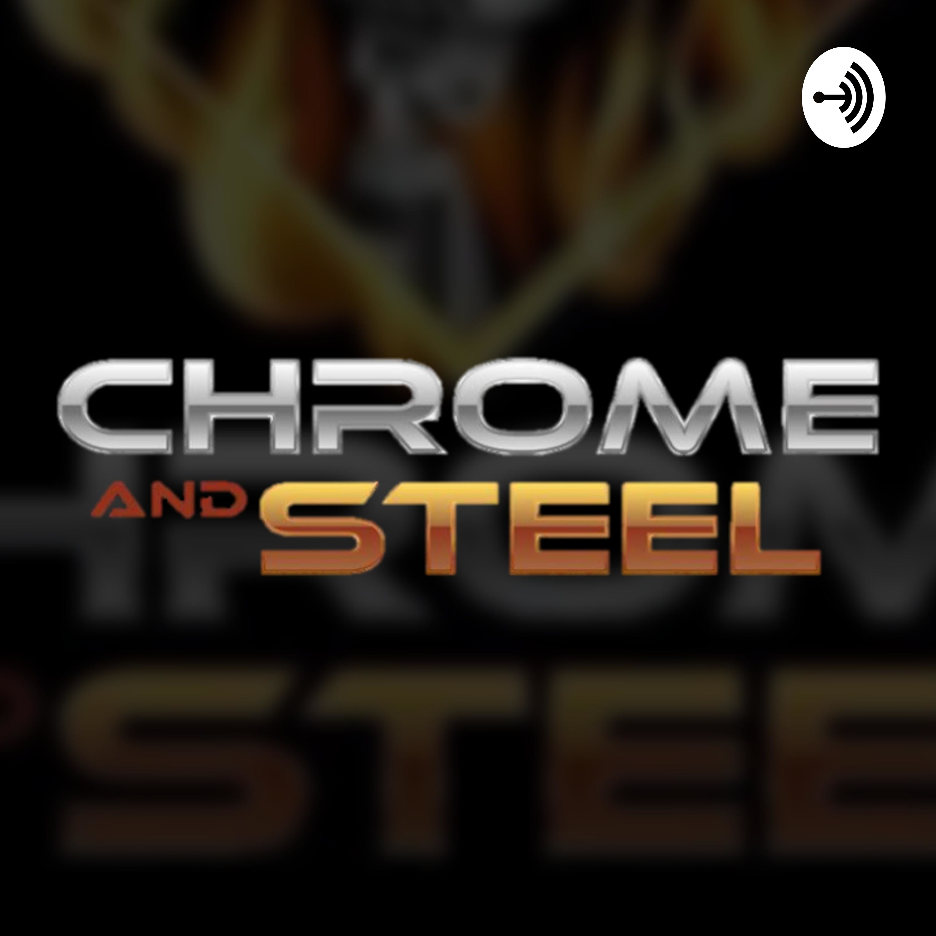 Chrome and Steel Radio | Listen Free on Castbox