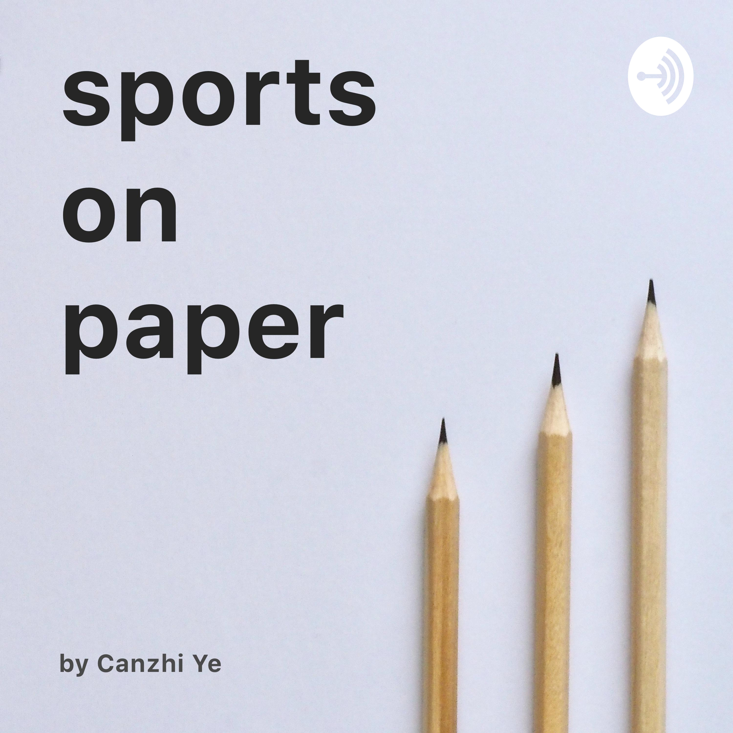 Sports on Paper