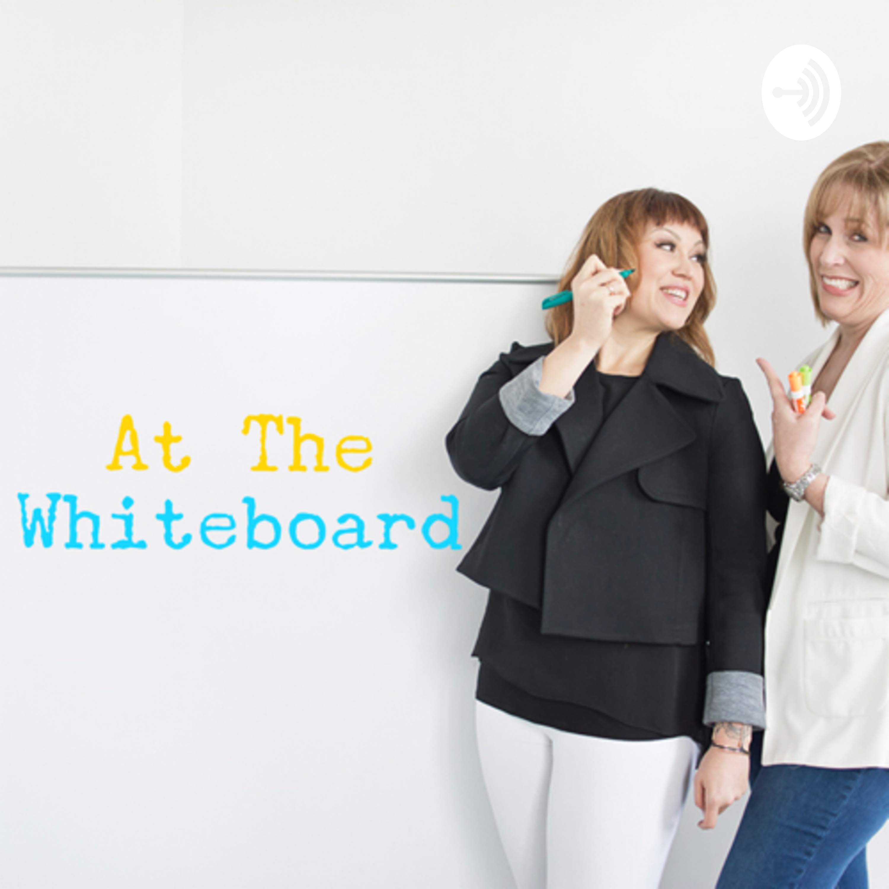 At The Whiteboard