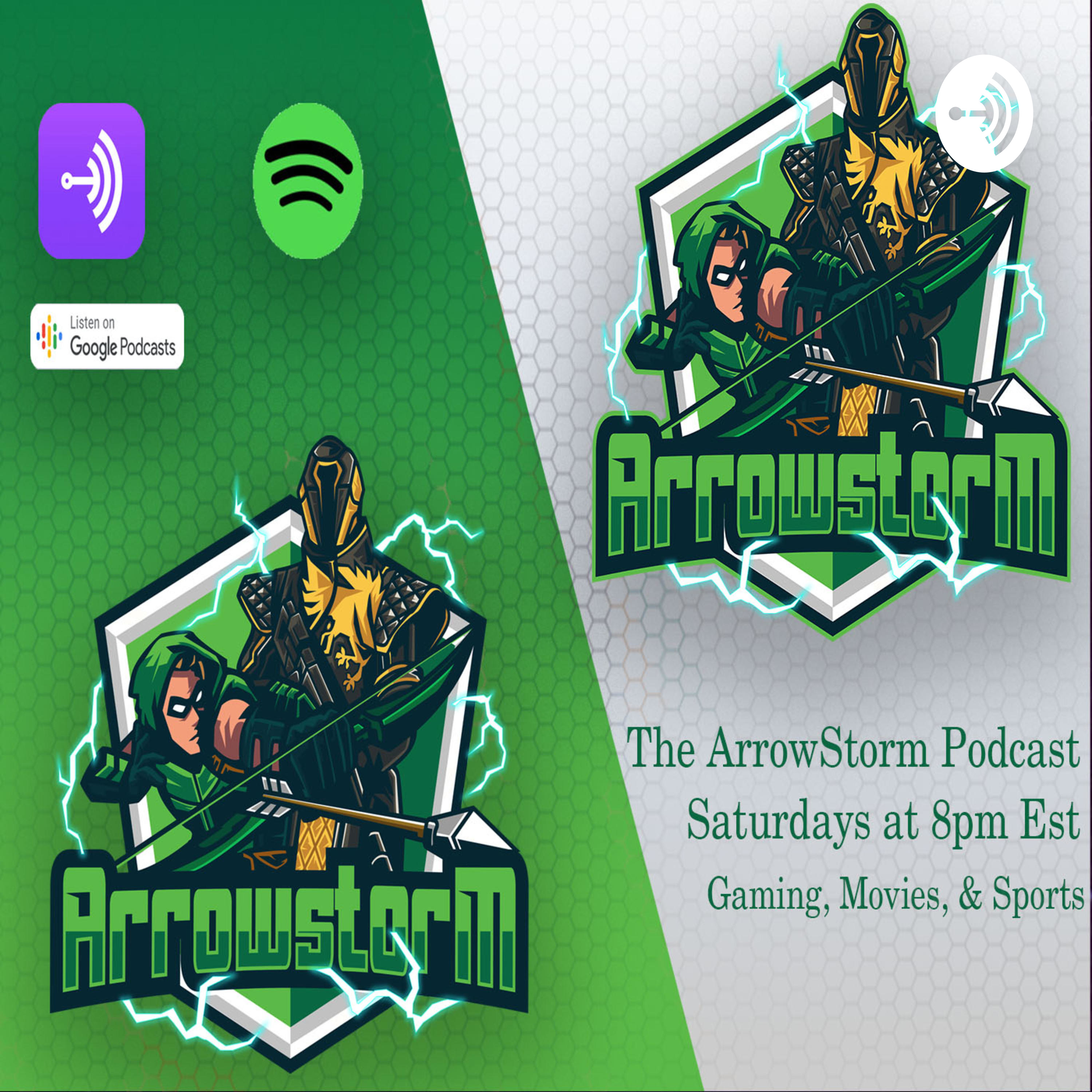 ArrowStorm | Listen via Stitcher for Podcasts