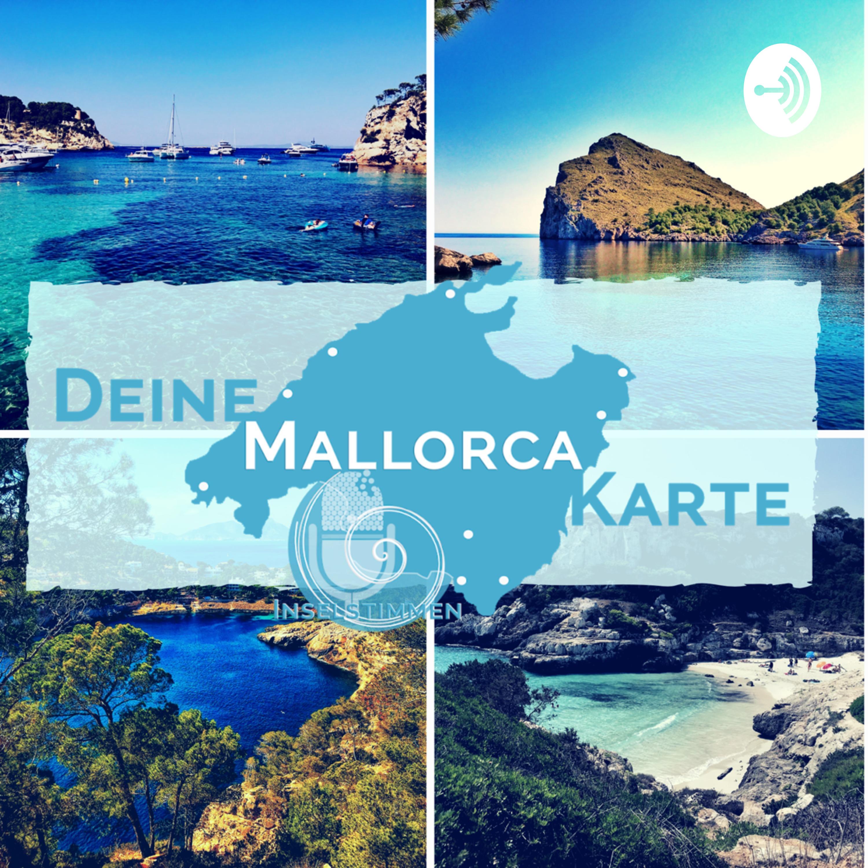 Mallorca Karte Strände.Mallorca Podcast Deine Mallorca Karte De Listen Free On