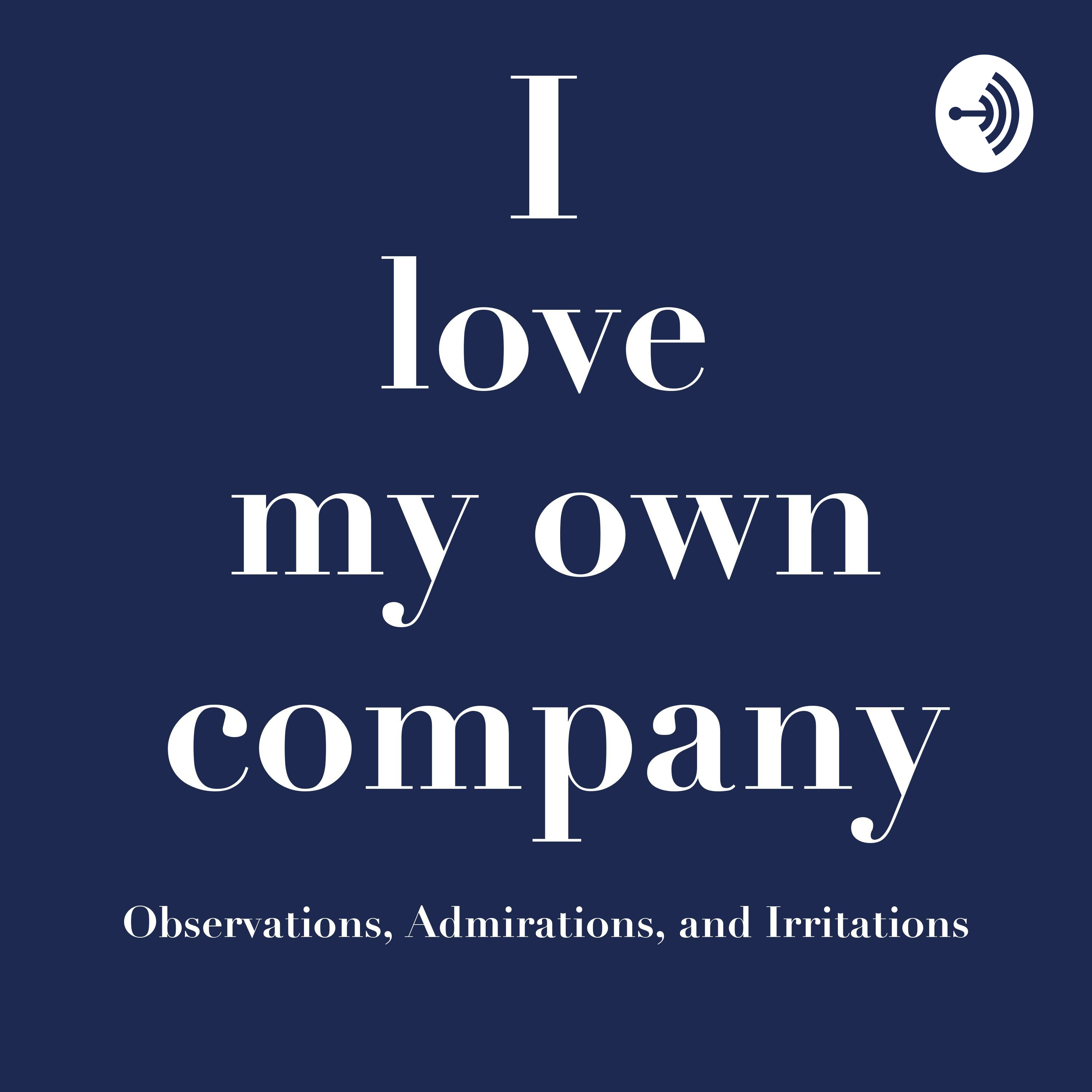 1 - Introduction to the I love my own company podcast